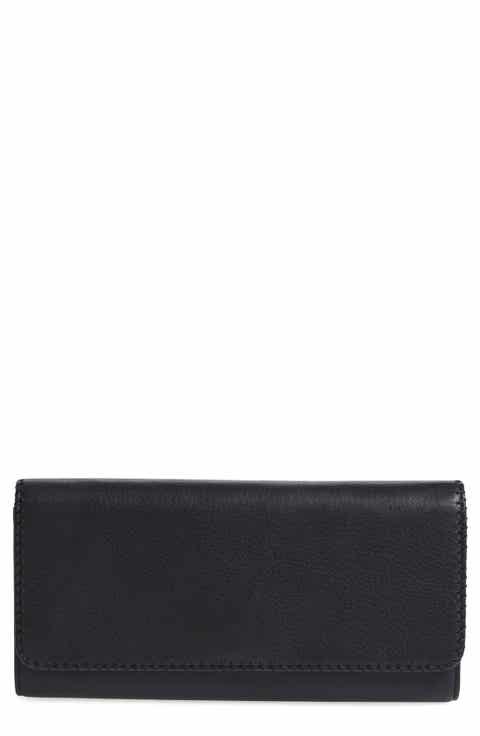 Hobo 'Era Wristie' Leather Wristlet