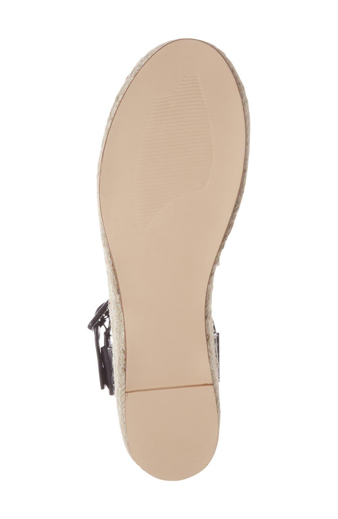 Alternate Image 4  - Sole Society 'Audrina' Platform Espadrille Sandal (Women)