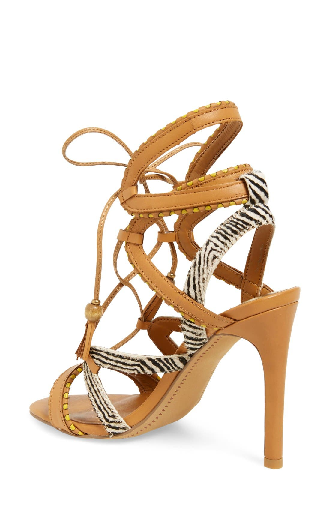Alternate Image 2  - Dolce Vita 'Haven' Lace-Up Sandal (Women)