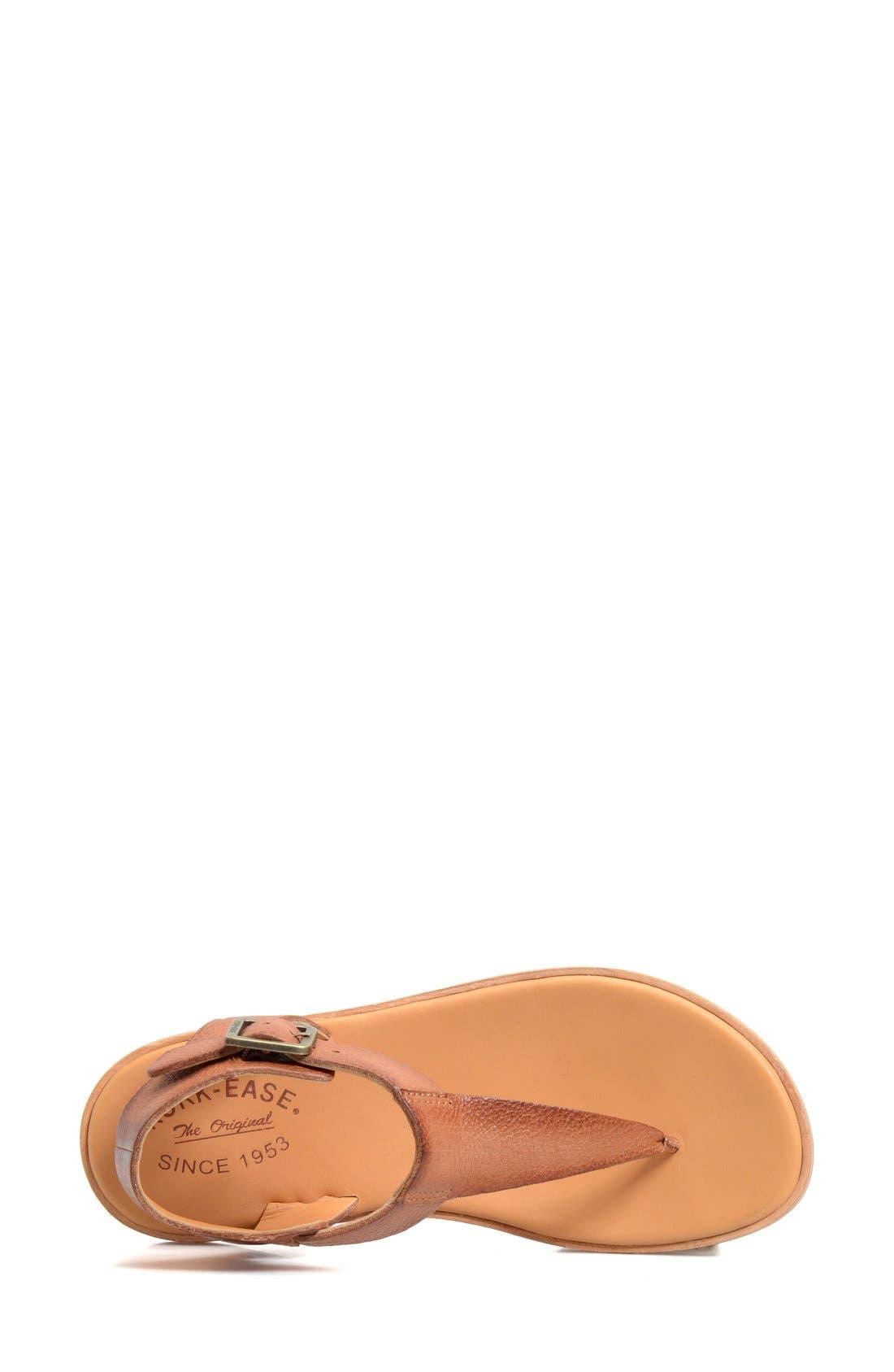 Alternate Image 3  - Kork-Ease® 'Catriona' Flat Sandal (Women)