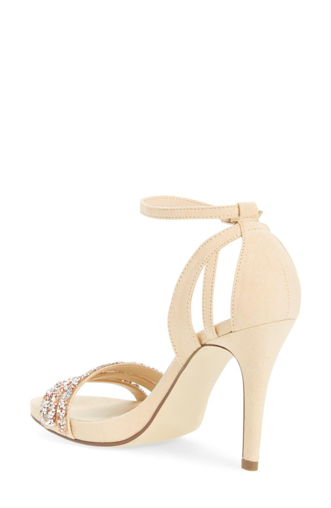 Alternate Image 2  - Menbur 'Pensamiento' Ankle Strap Sandal (Women)
