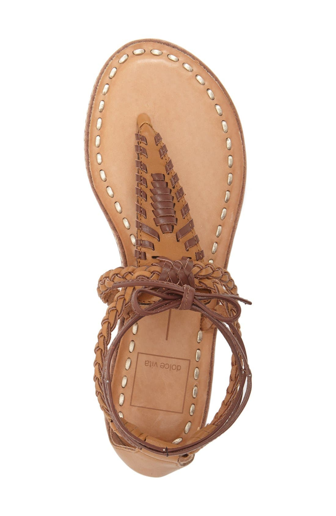 Alternate Image 3  - Dolce Vita 'Keoni' Flat Sandal (Women)