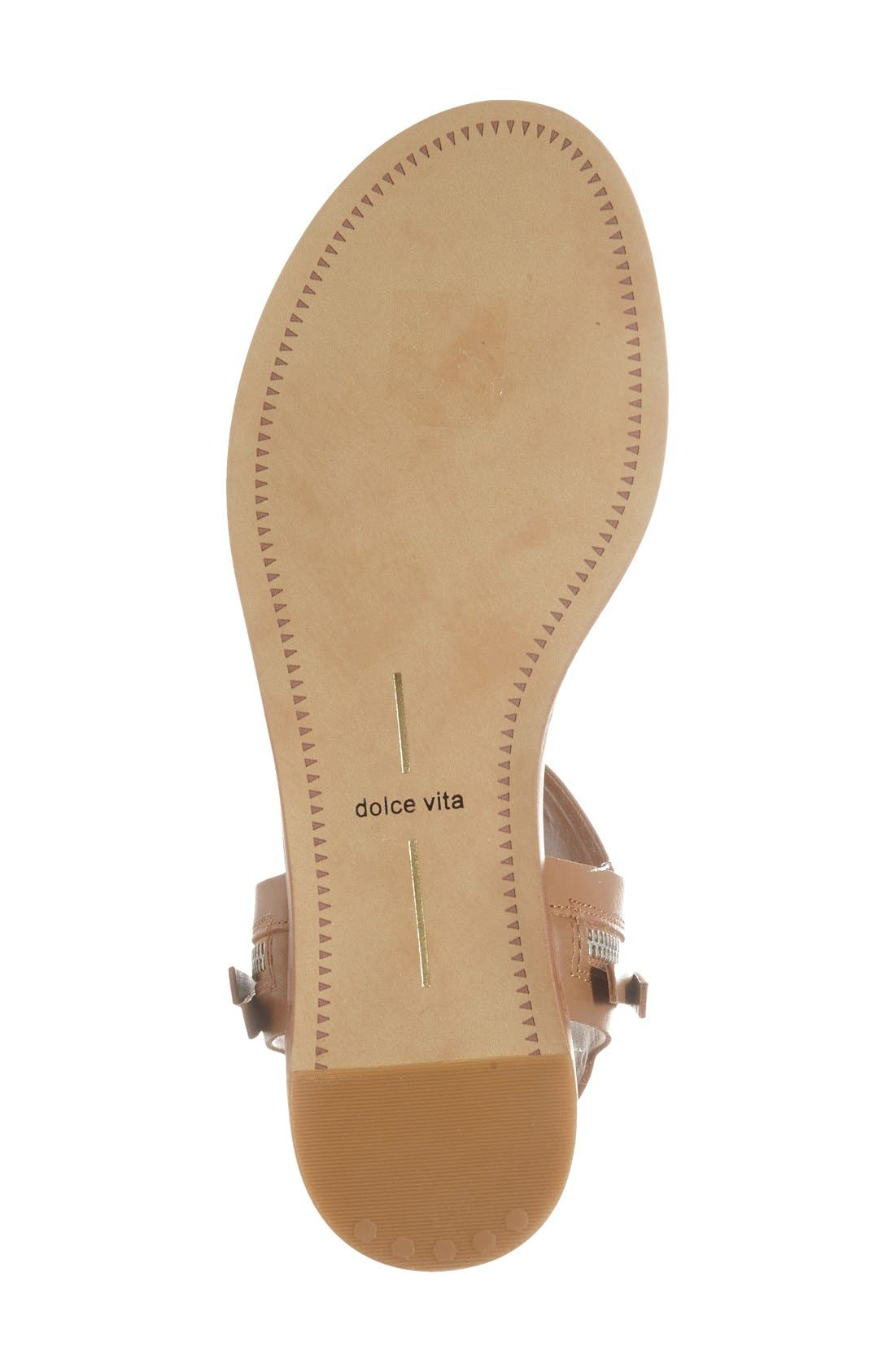 Alternate Image 4  - Dolce Vita 'Paris' Ankle Cuff Sandal (Women)
