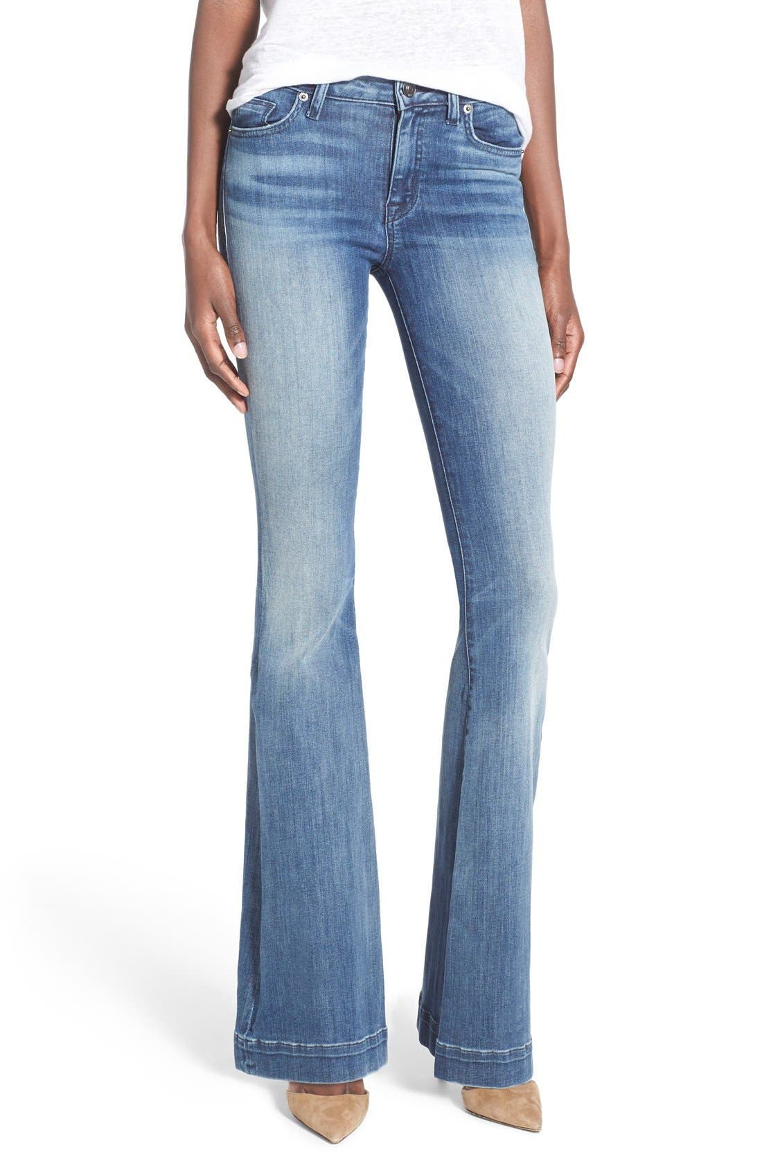 HUDSON JEANS 'Ferris' Flare Jeans