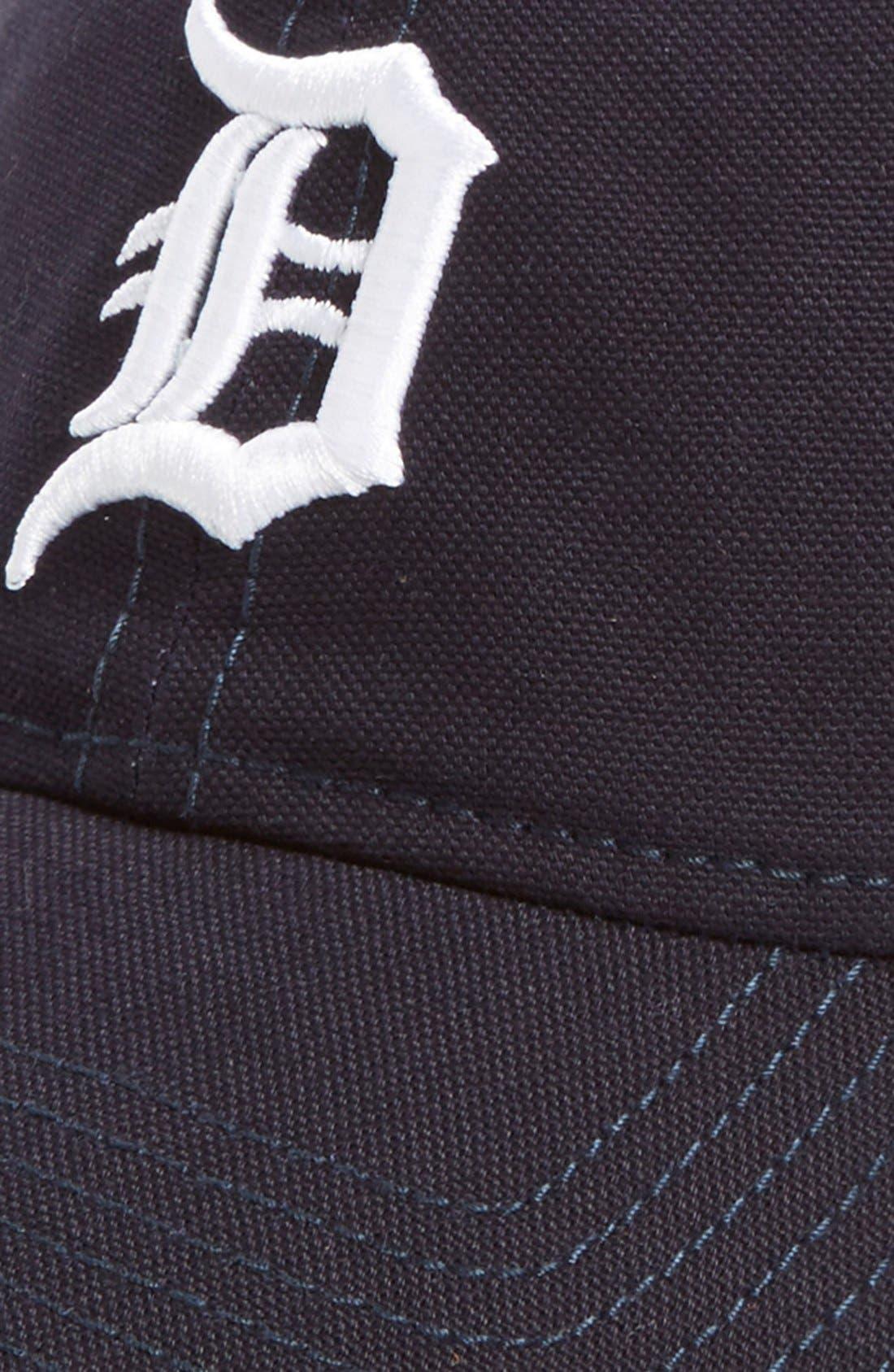 Alternate Image 2  - New Era Cap 'Core Shore - Detroit Tigers' Baseball Cap