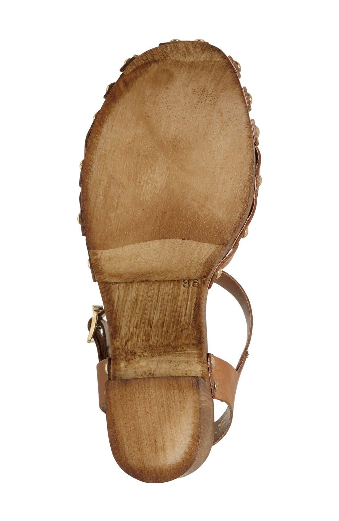 Alternate Image 4  - Topshop 'Venice' Platform Sandal (Women)