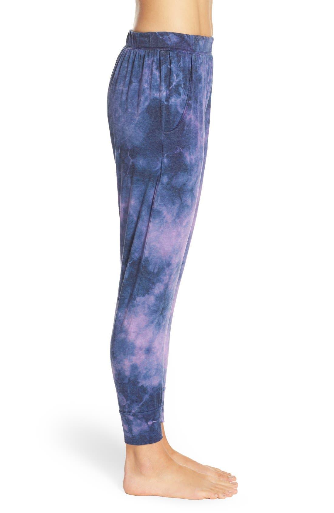 Alternate Image 3  - Spiritual Gangster Tie Dye Harem Pants