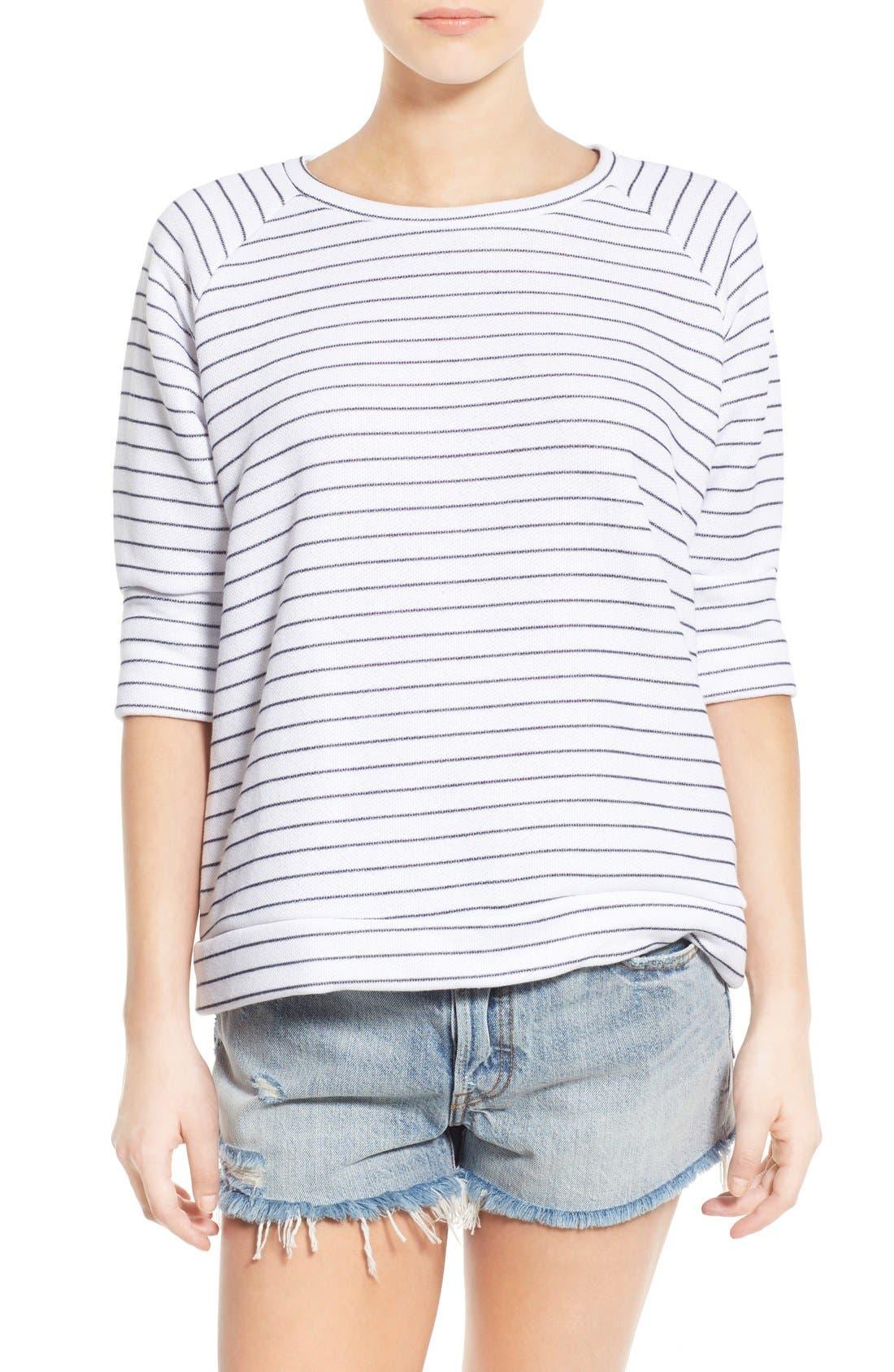 Alternate Image 1 Selected - LNA 'Hacienda' Sweatshirt