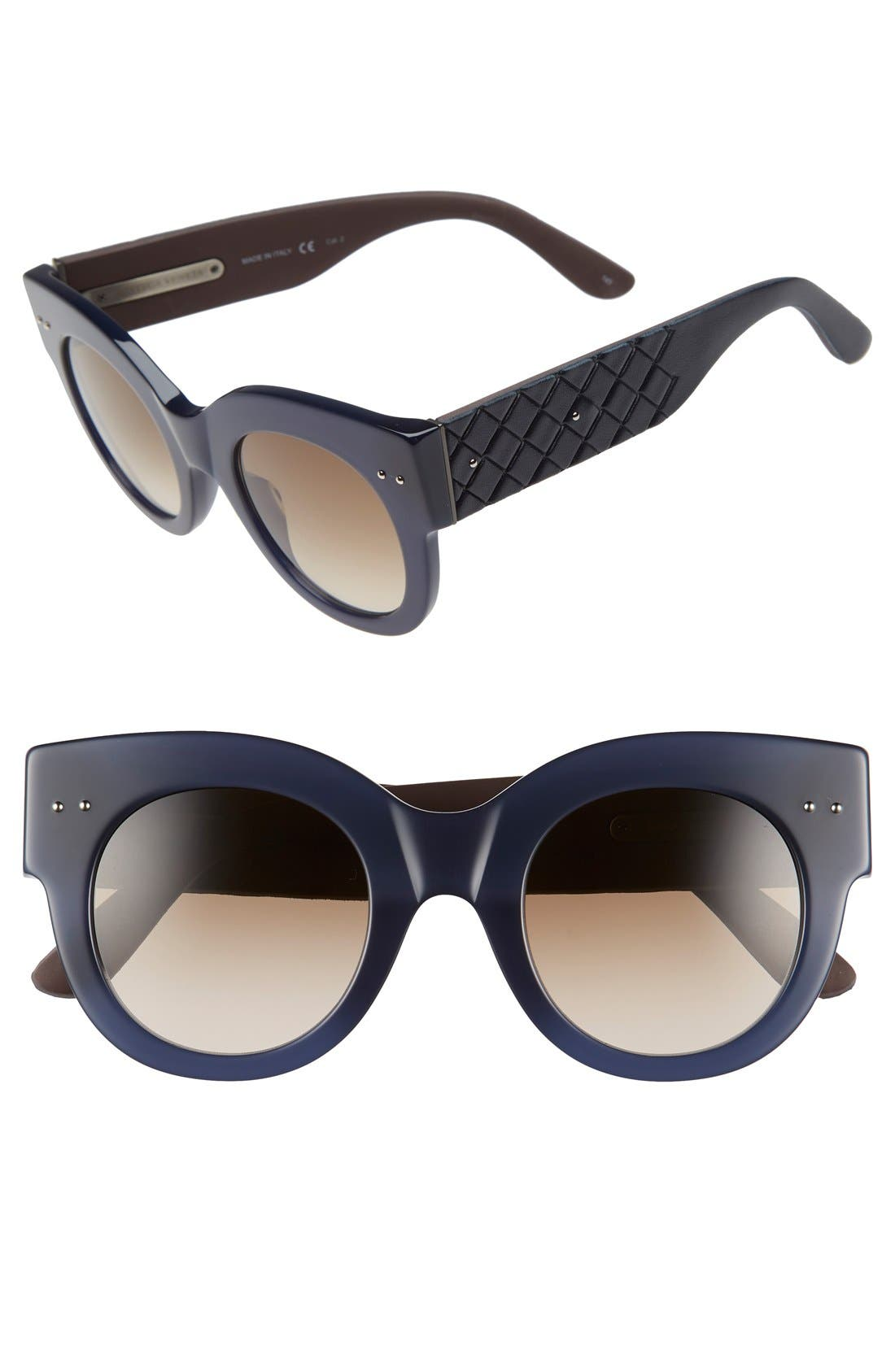 BOTTEGA VENETA 48mm Sunglasses