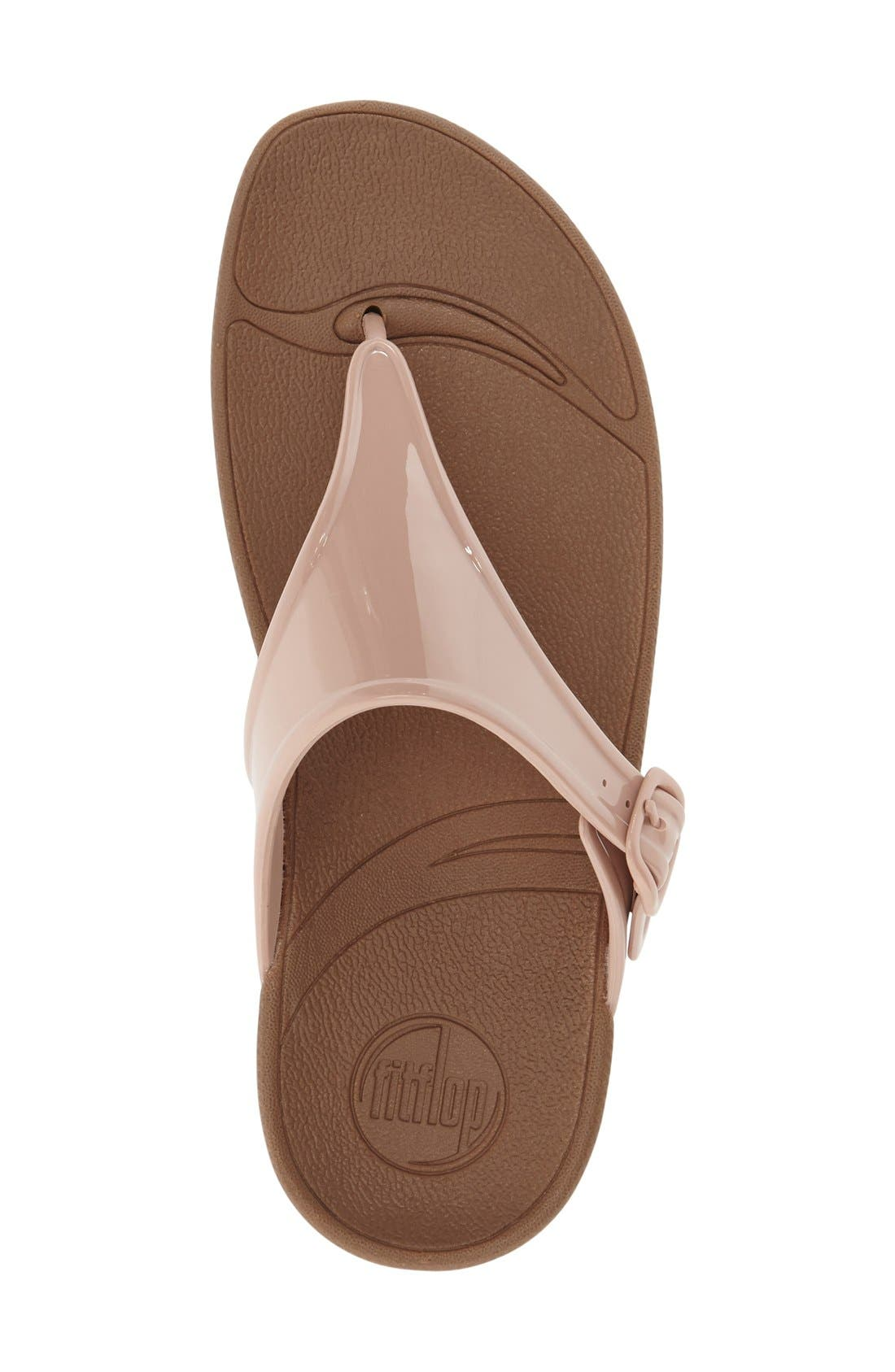Alternate Image 3  - FitFlop™ 'Superjelly' Thong Sandal