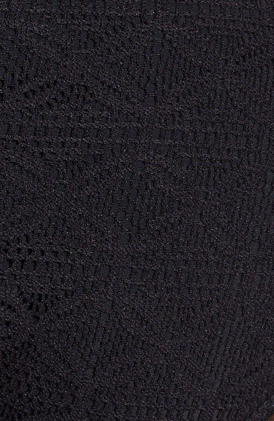 Alternate Image 6  - Gossip Girl 'Medallion Crochet' Hipster Bikini Bottoms