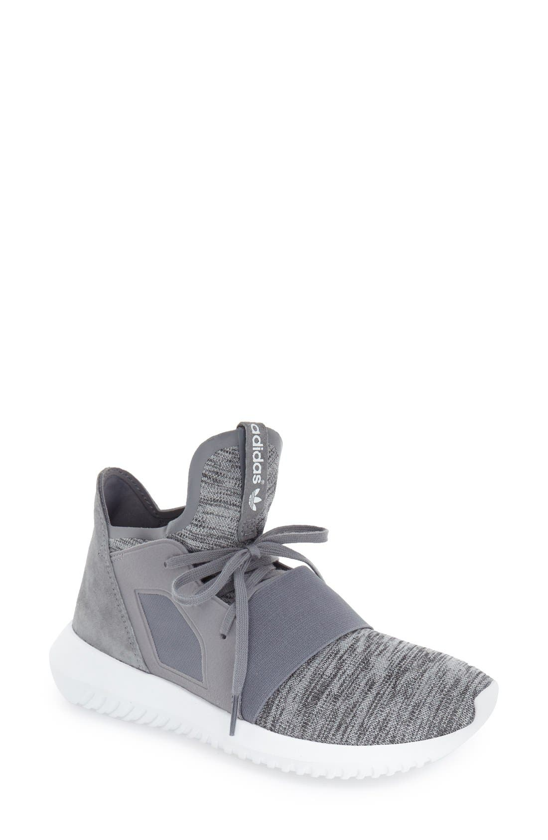 Alternate Image 1 Selected - adidas Tubular Defiant Sneaker (Women)