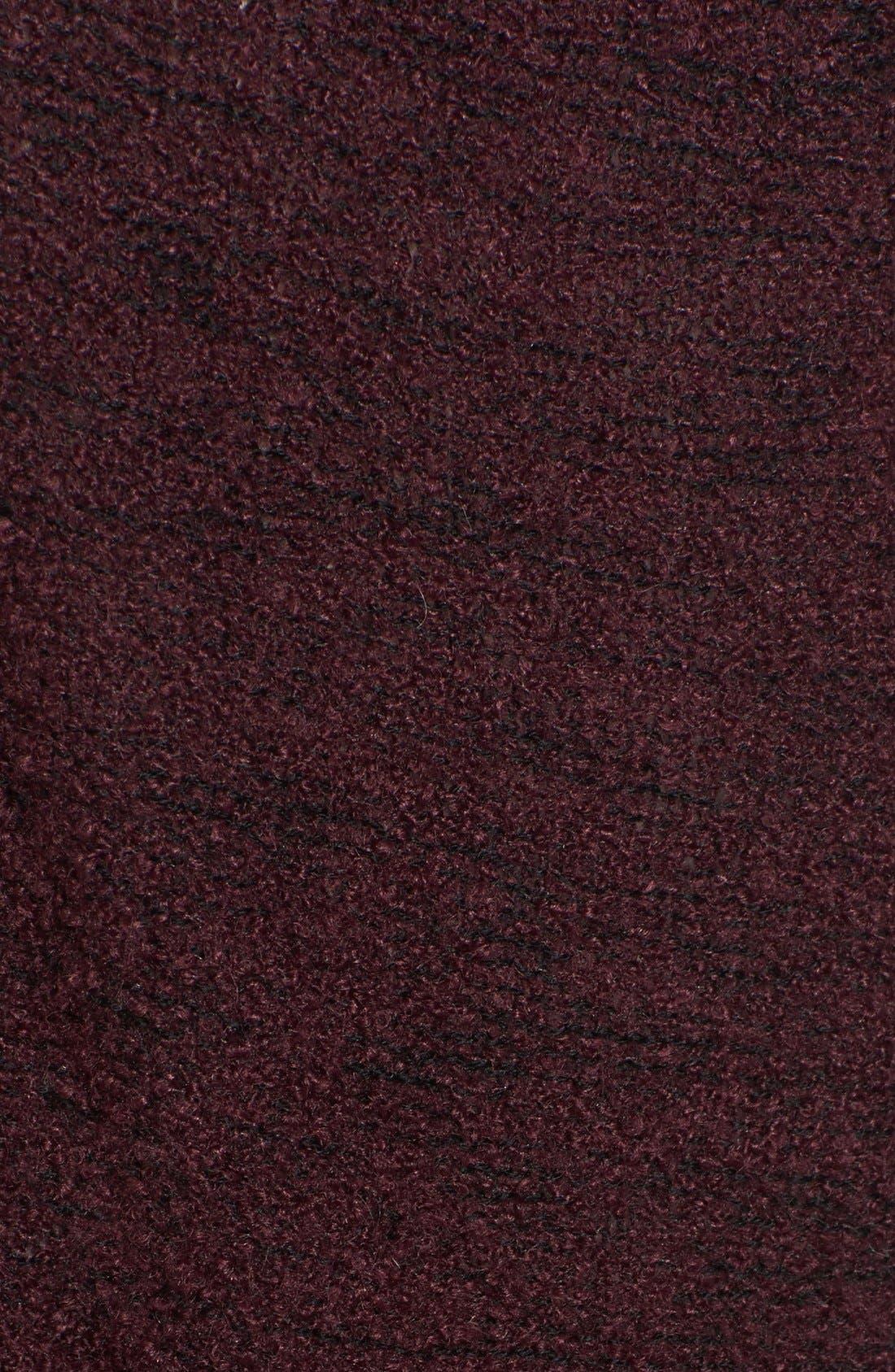 Alternate Image 5  - Halogen® Long Side Slit Cardigan (Regular & Petite)