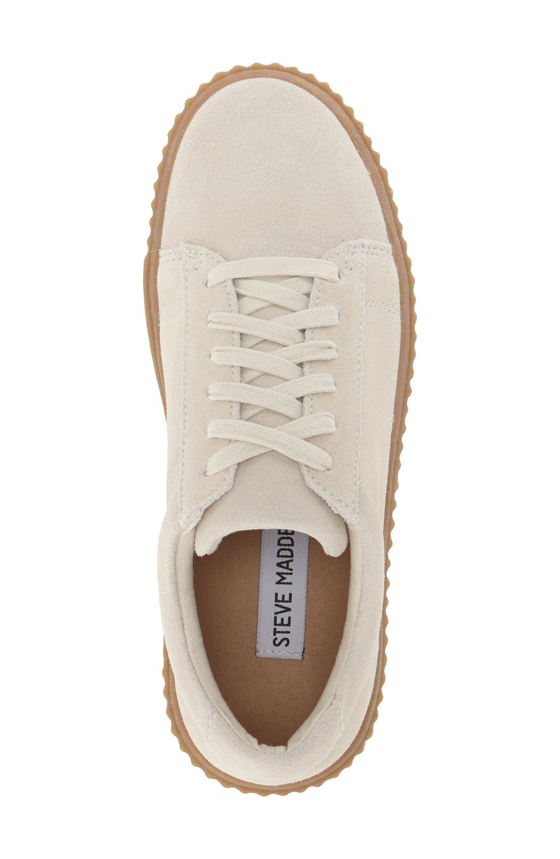 Alternate Image 3  - Steve Madden 'Holllly' Platform Sneaker (Women)