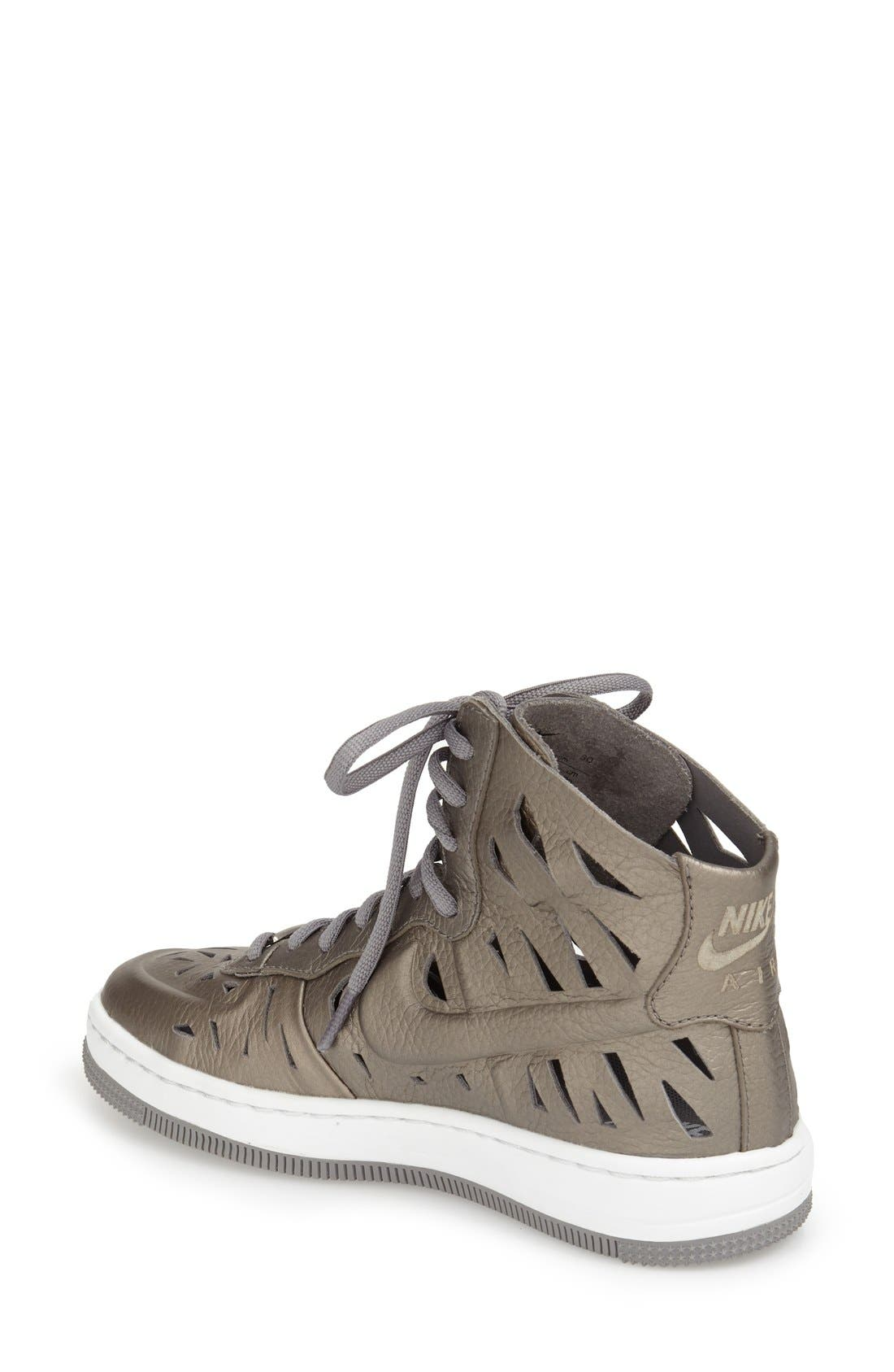Alternate Image 2  - Nike 'Air Force 1 - Ultra Force Joli' High Top Sneaker (Women)