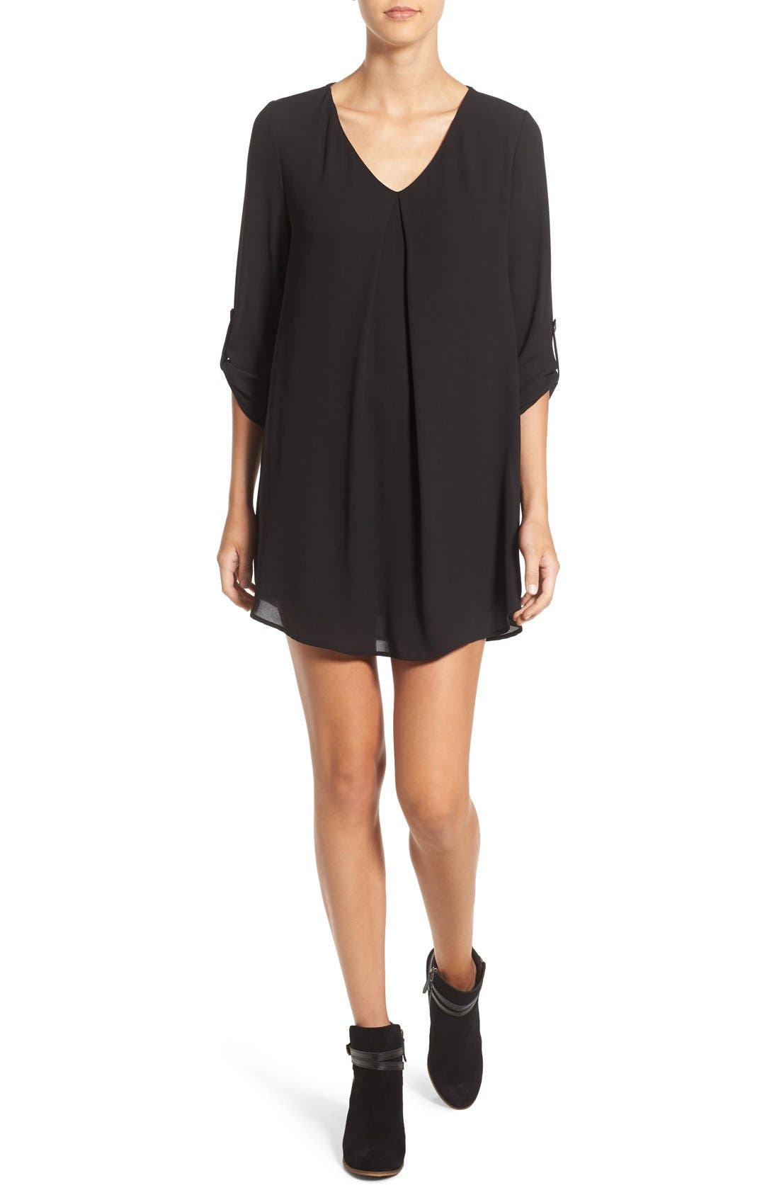 Main Image - Lush 'Karly' Shift Dress