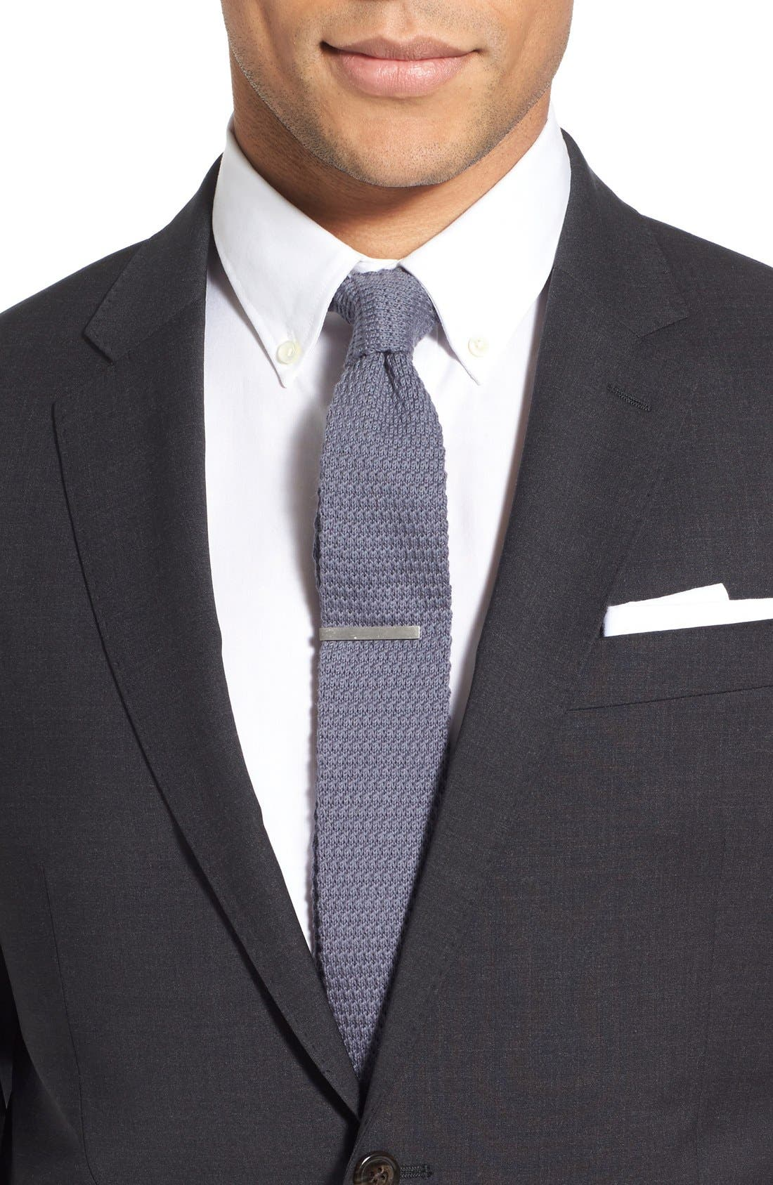 Alternate Image 6  - Todd Snyder White Label 'May Fair' Trim Fit Solid Stretch Wool Suit