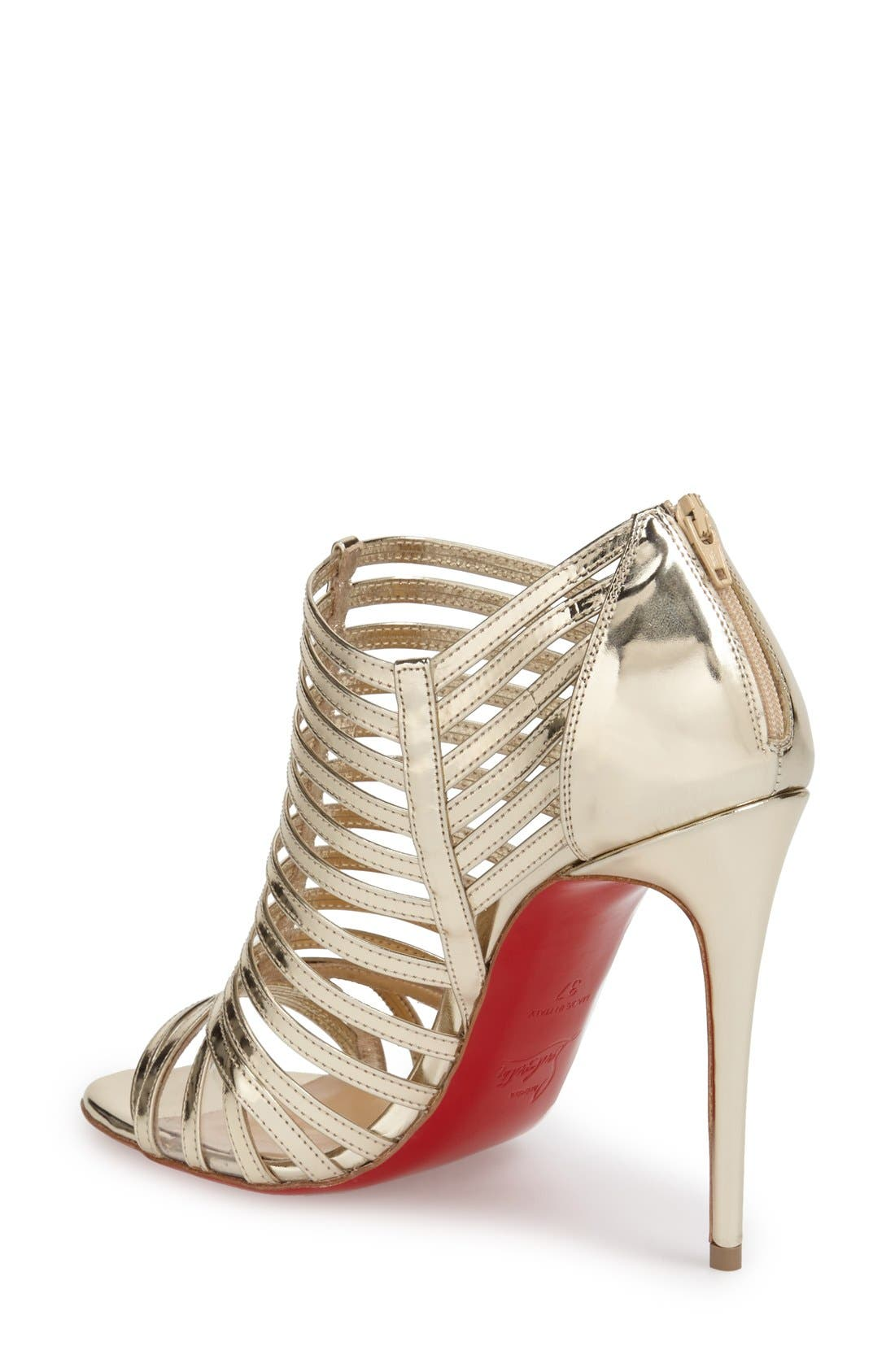 Alternate Image 2  - Christian Louboutin 'City Jolly' Cage Sandal