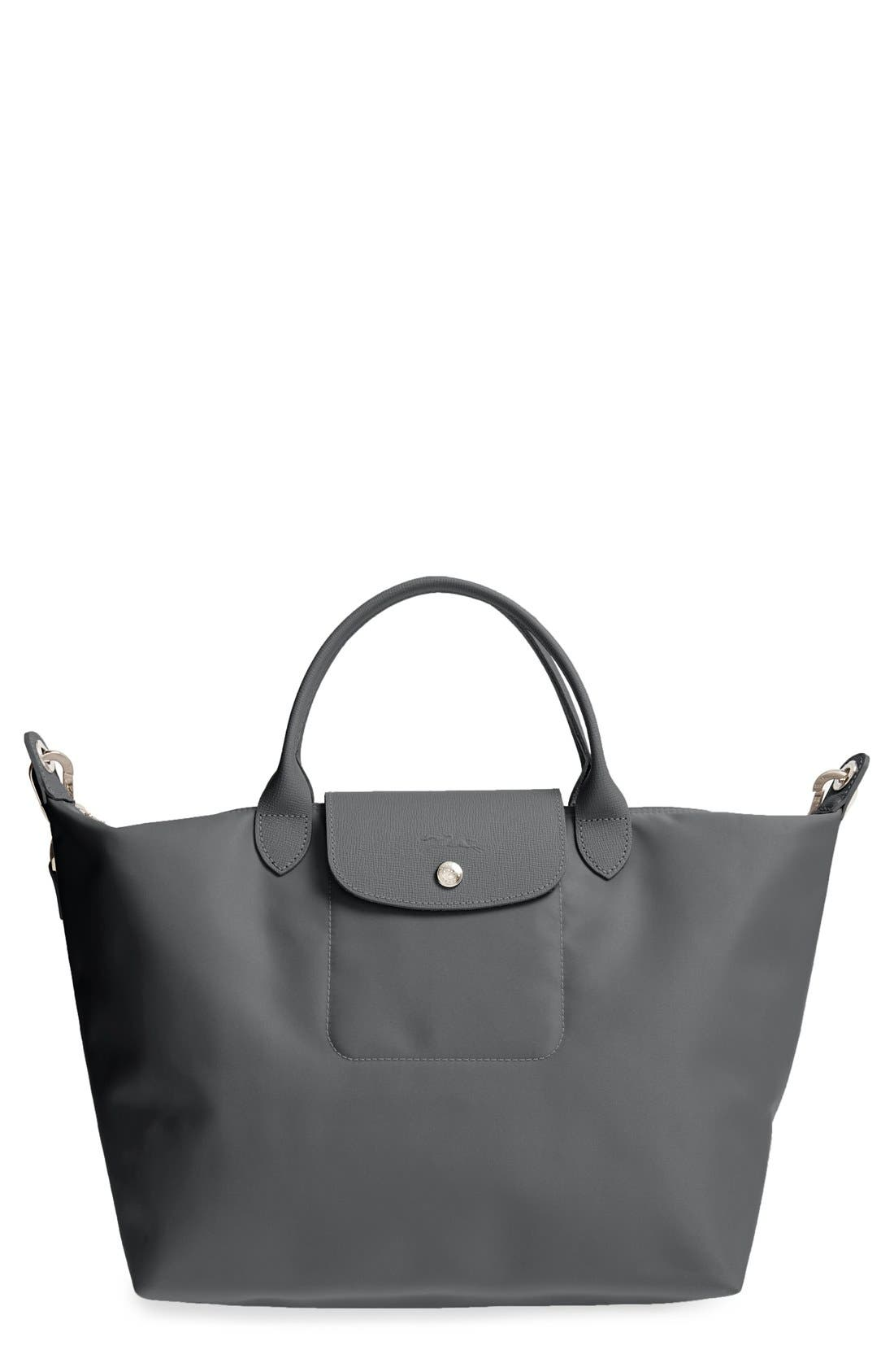 Longchamp 'Medium Le Pliage Neo' Nylon Tote