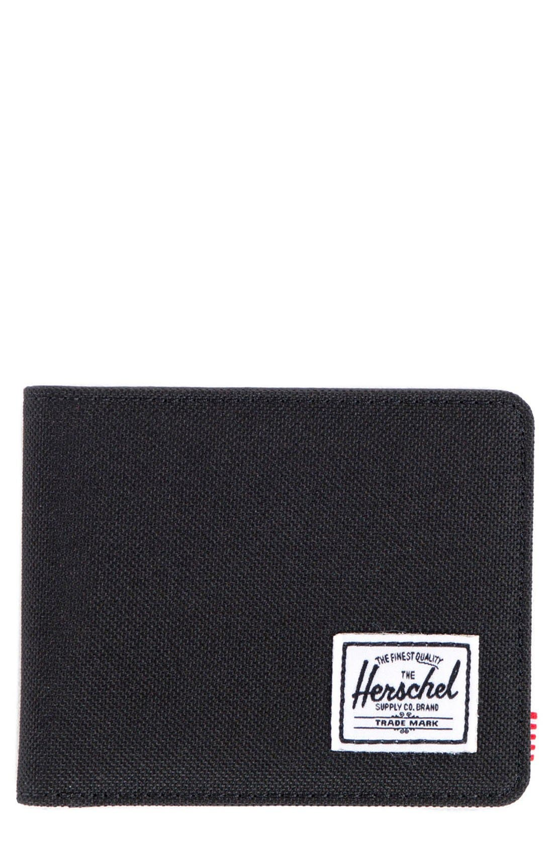 Alternate Image 1 Selected - Herschel Supply Co. 'Hank' Bifold Wallet