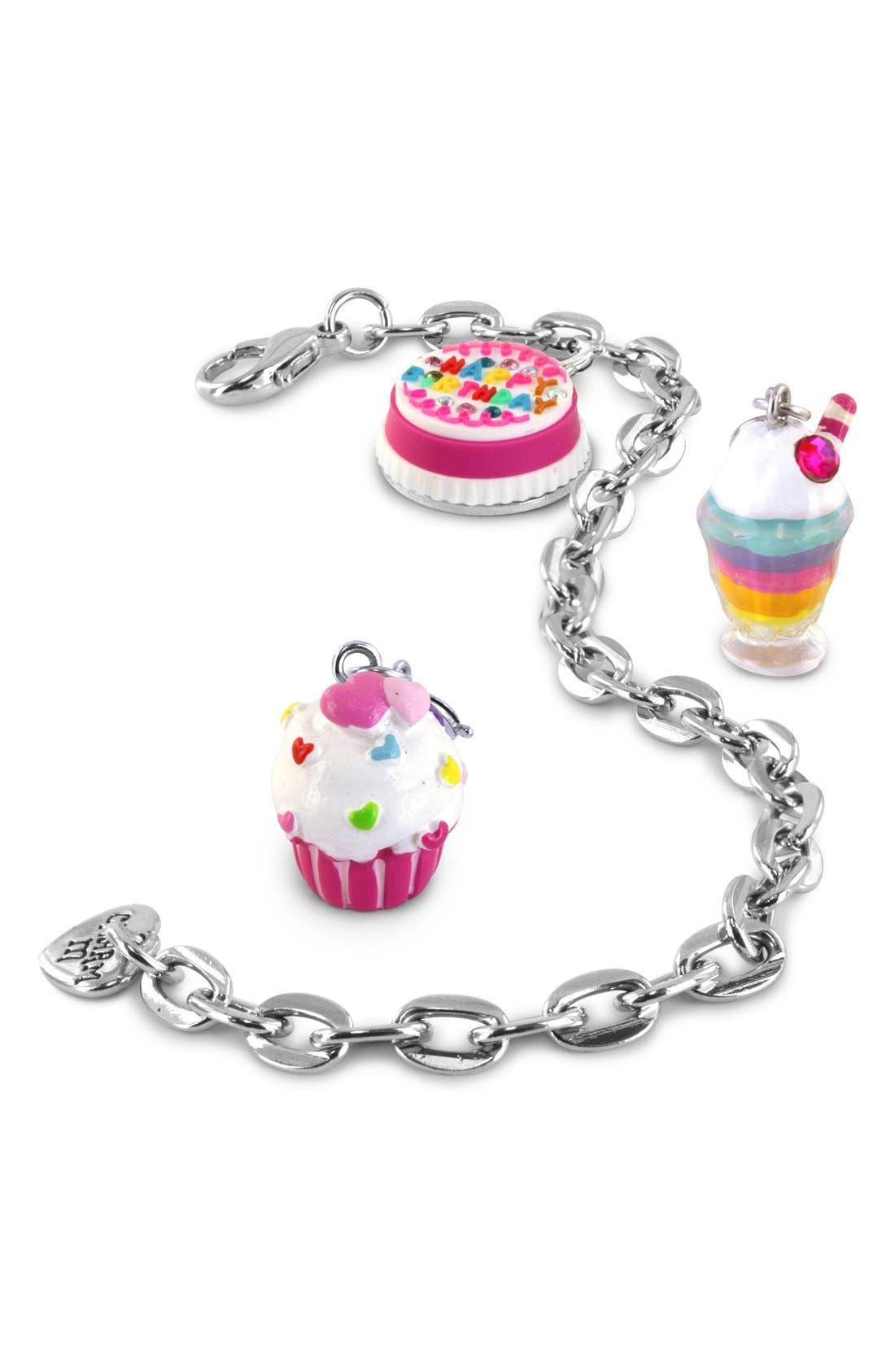 charm it 174 happy birthday charm bracelet set