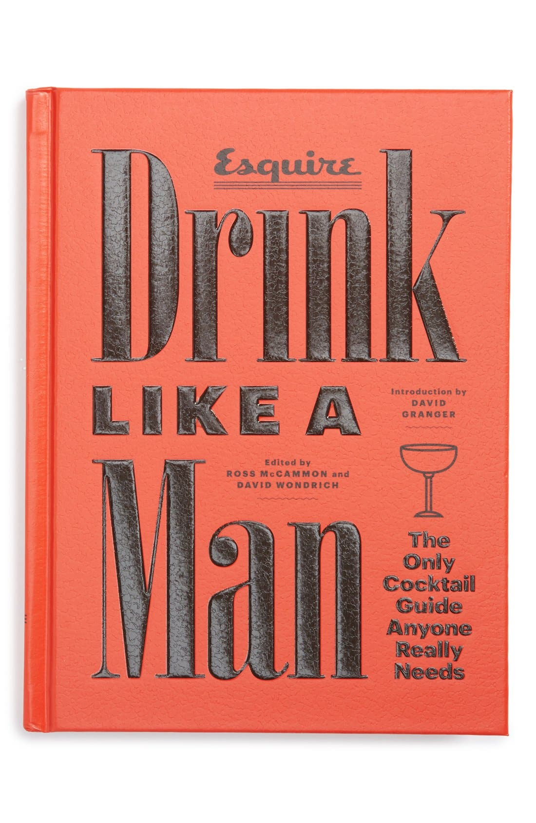 Alternate Image 1 Selected - 'Drink Like A Man' Cocktail Book