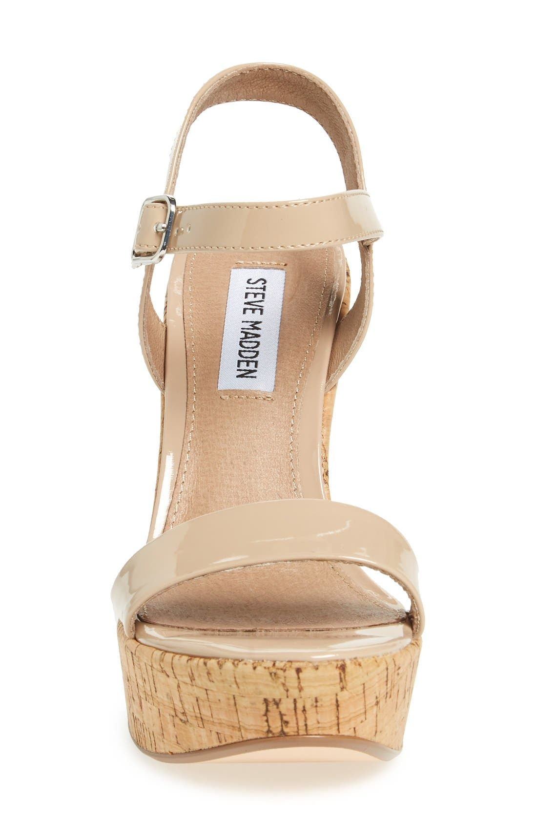 Alternate Image 3  - Steve Madden 'Ellina' Wedge Sandal (Women)