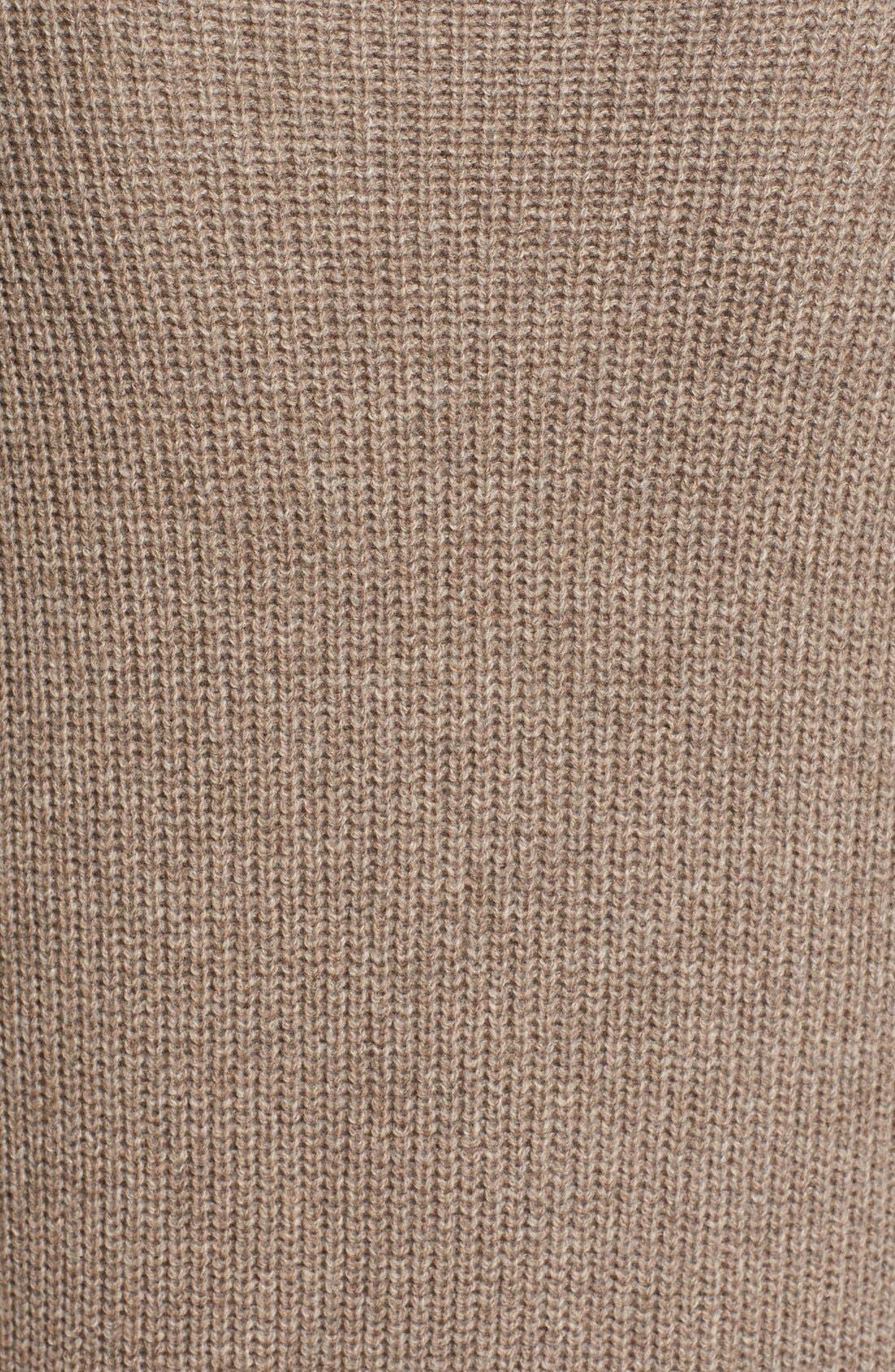 Alternate Image 5  - Sea Wool & Cashmere Midi Sweater Dress