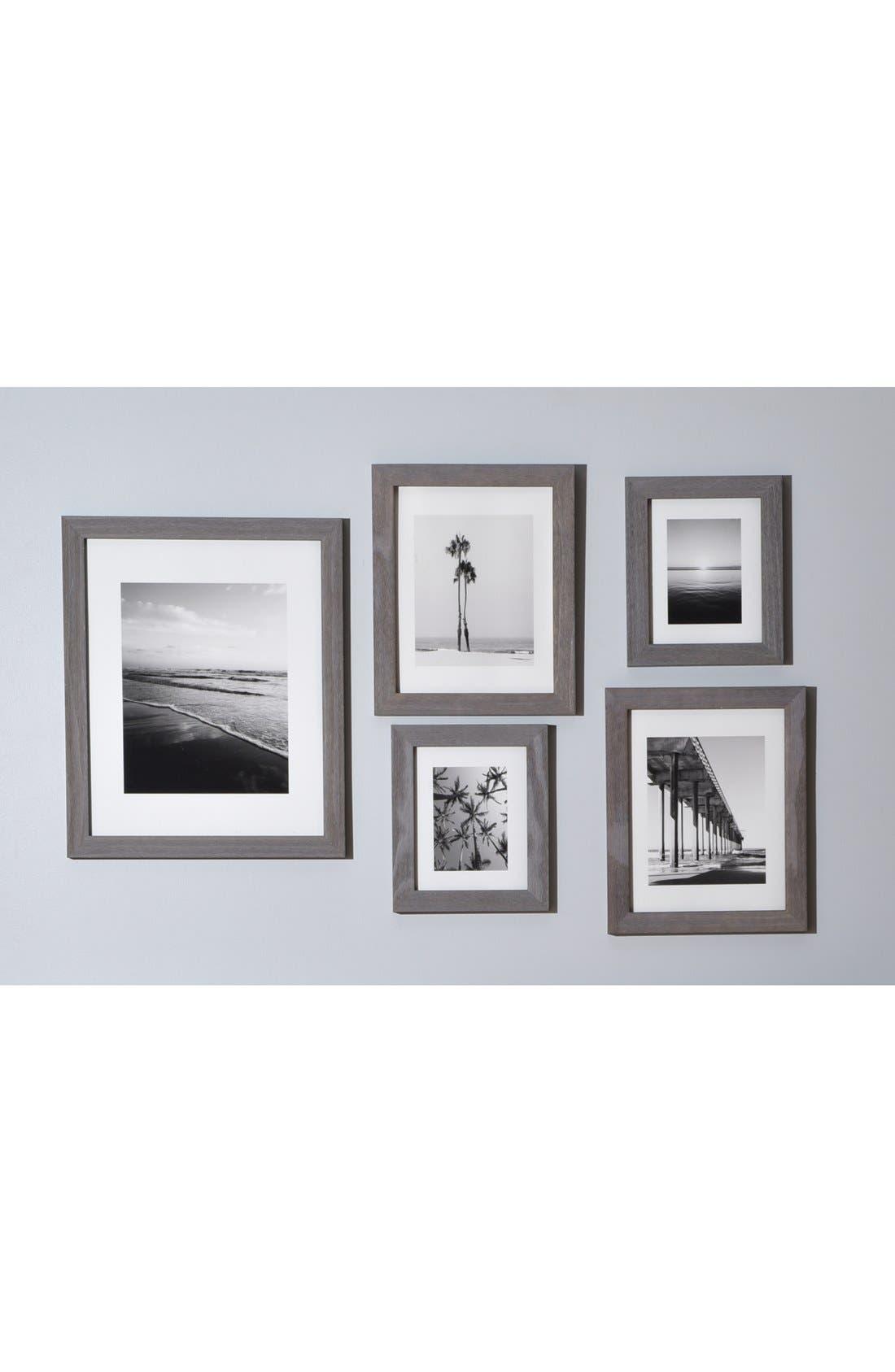 Alternate Image 3  - DENY Designs 'Ombré Beach' Wall Art Gallery (Set of 5)