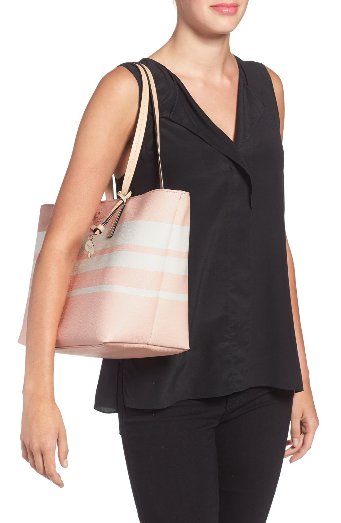 Alternate Image 2  - kate spade new york 'hawthorne lane - ryan' tote (Nordstrom Exclusive)