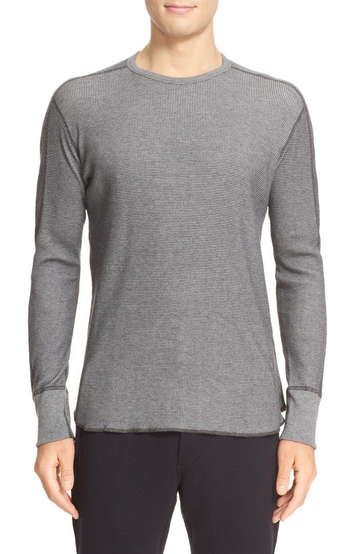 Wings Horns Long Sleeve Thermal T Shirt Nordstrom