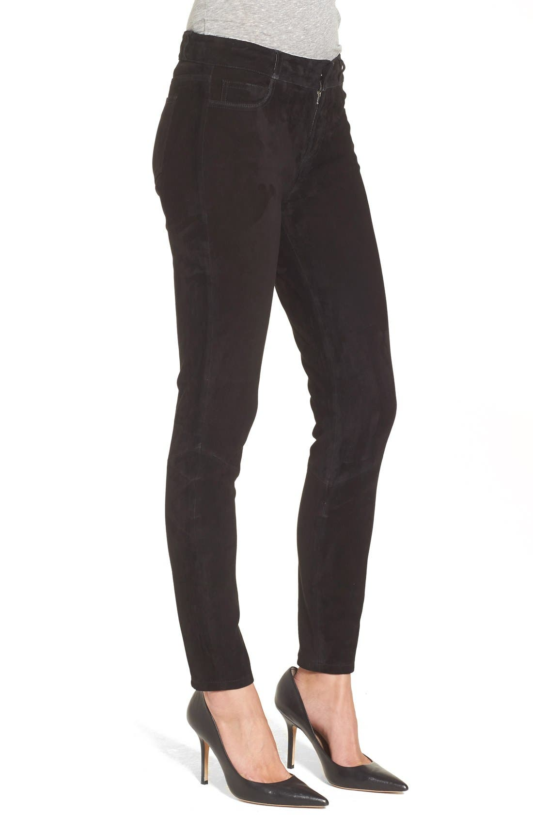 Alternate Image 3  - Paige Denim 'Verdugo' Suede Pants