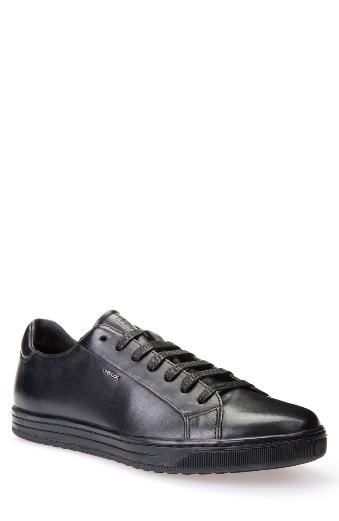 Geox Ricky Leather Sneaker (Men)