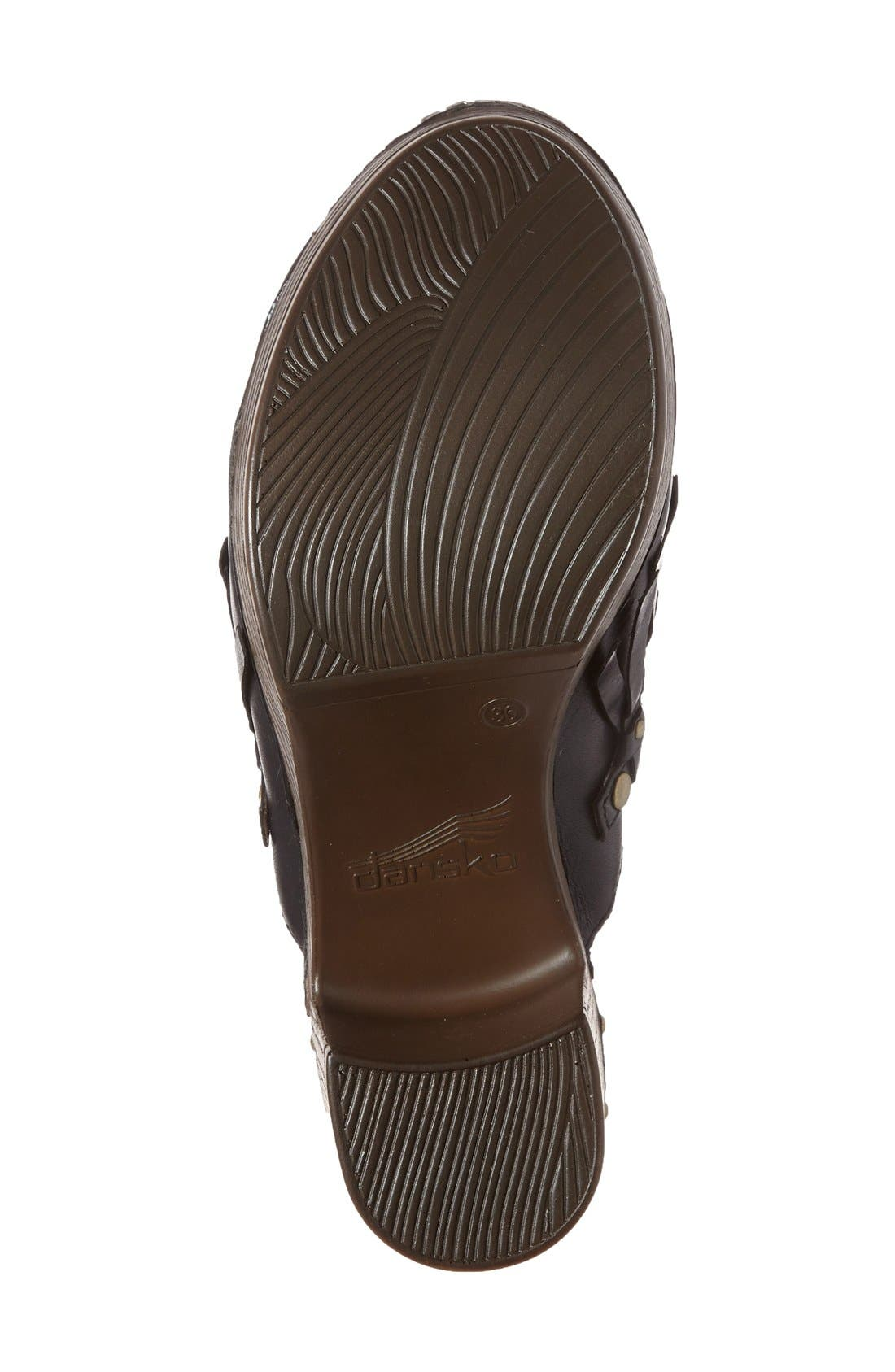Alternate Image 4  - Dansko 'Deni' Clog (Women)