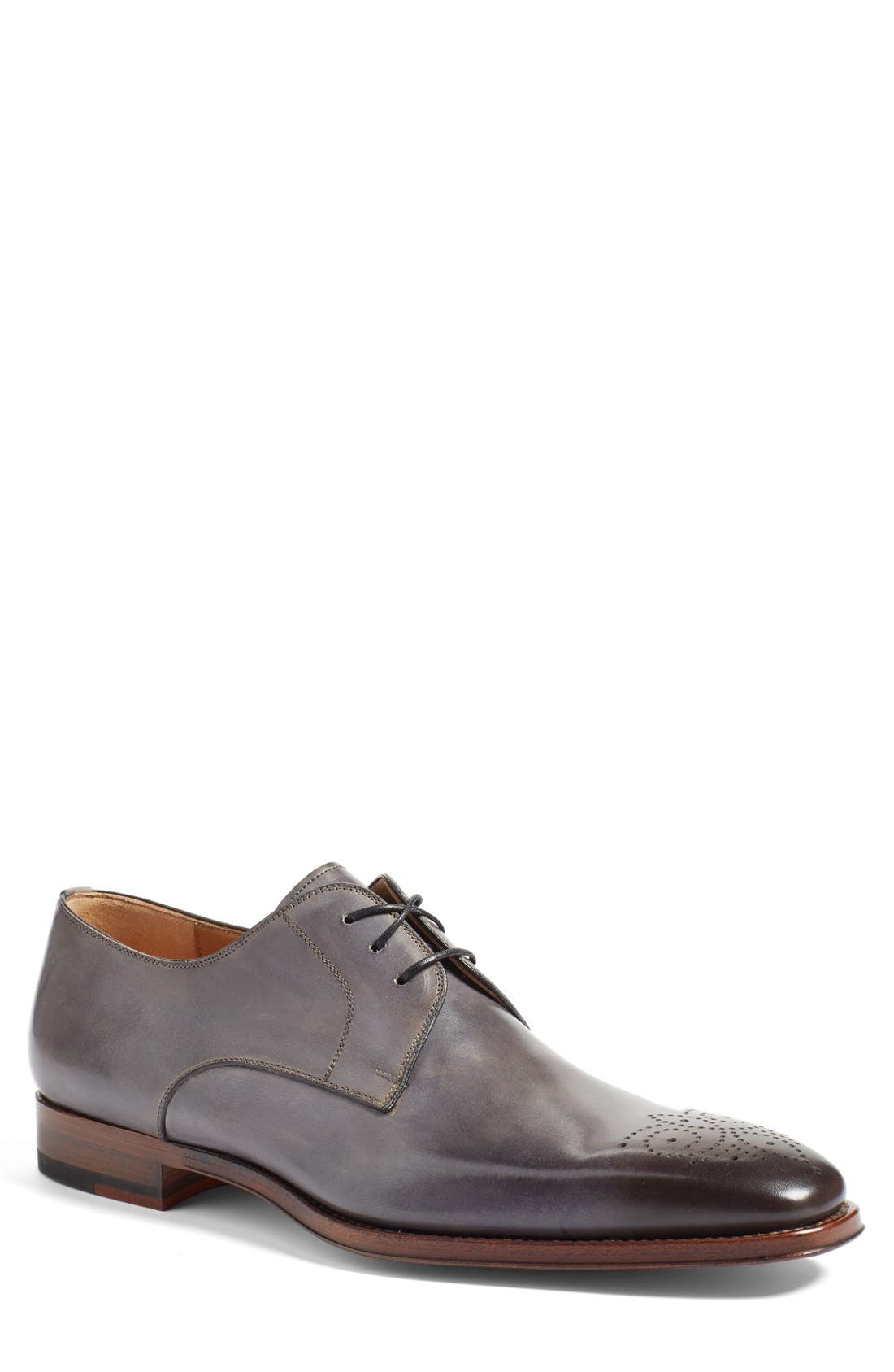 Magnanni Gerardo Medallion Toe Derby (Men)