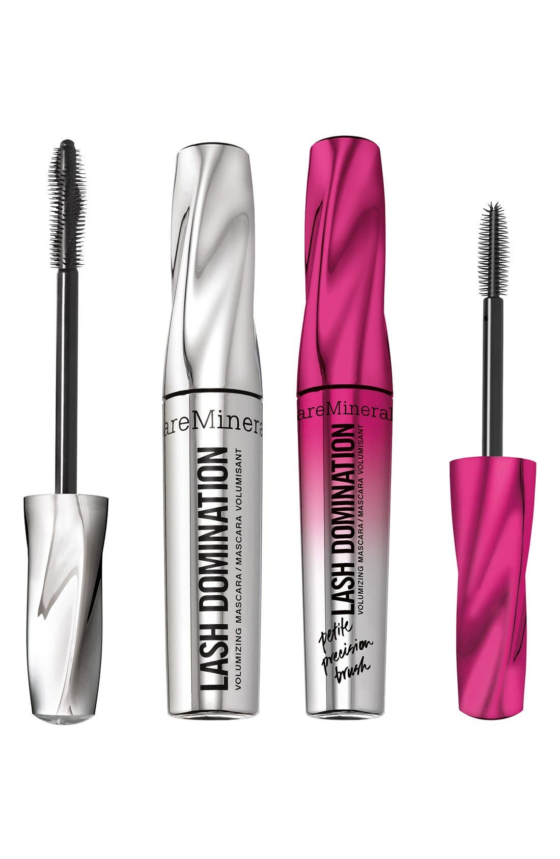 bareMinerals® Double Up Mini Lash Domination® Volumizing Mascara Duo (Limited Edition)