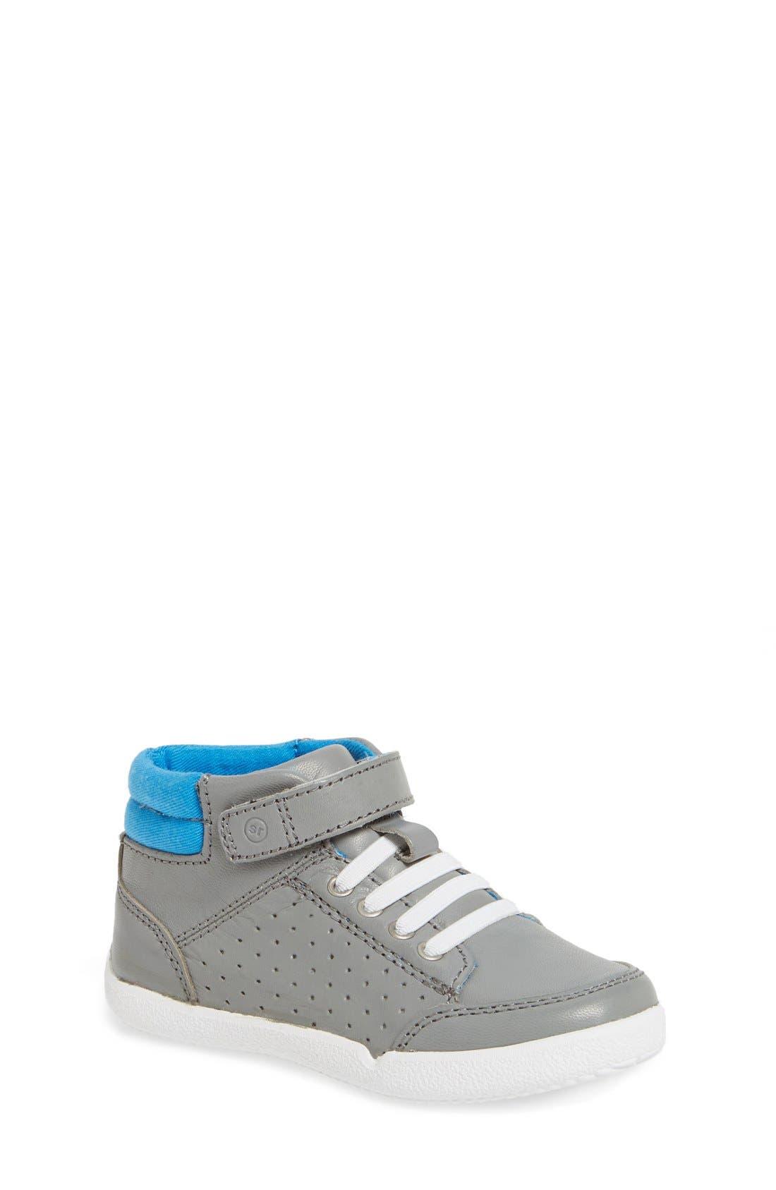 Stride Rite 'Stone' Sneaker (Baby, Walker & Toddler)