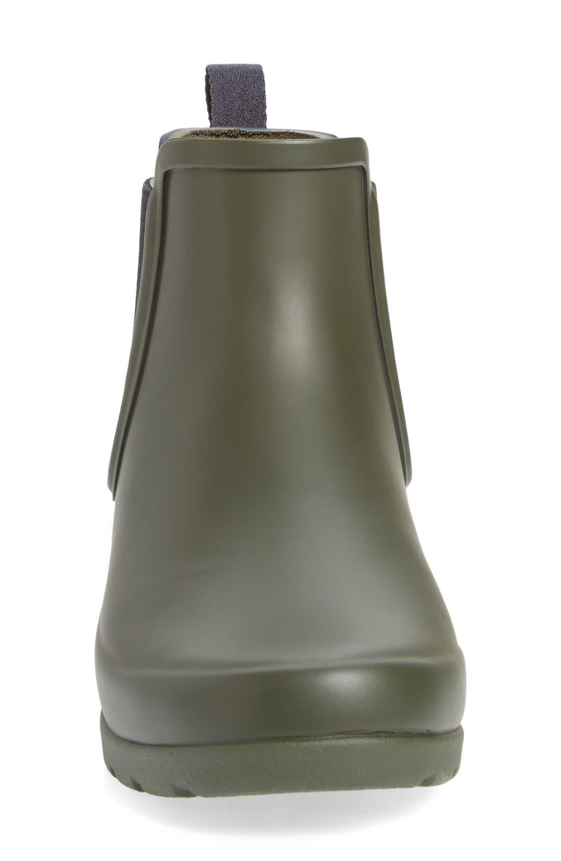 Alternate Image 3  - Hunter 'Refined - Chelsea' Two-Tone Boot (Women)