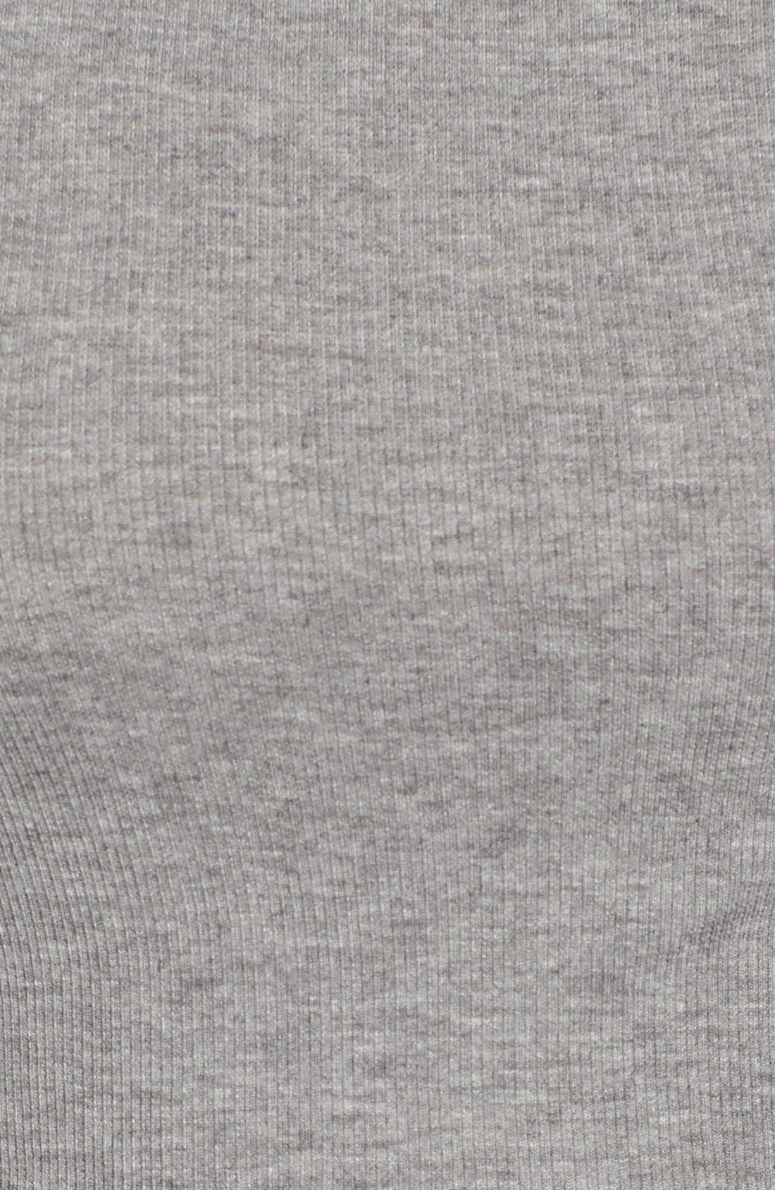 Alternate Image 5  - BP. Ribbed Long Sleeve Tee