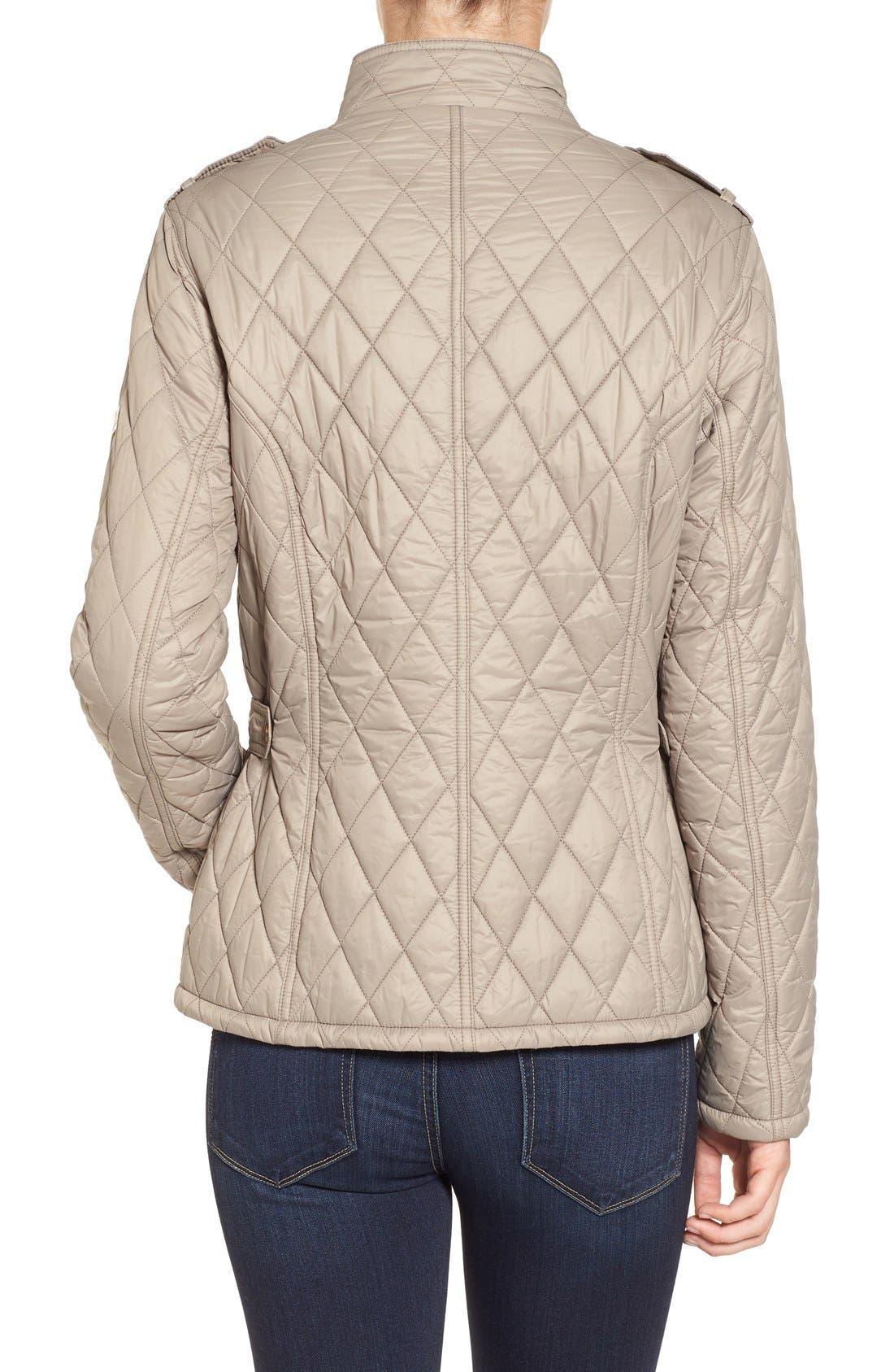 Alternate Image 2  - Barbour International Caster Quilted Jacket