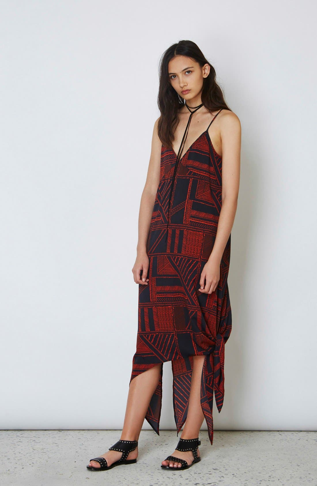 Alternate Image 2  - The Fifth Label 'Lost Paradise' Print Maxi Dress