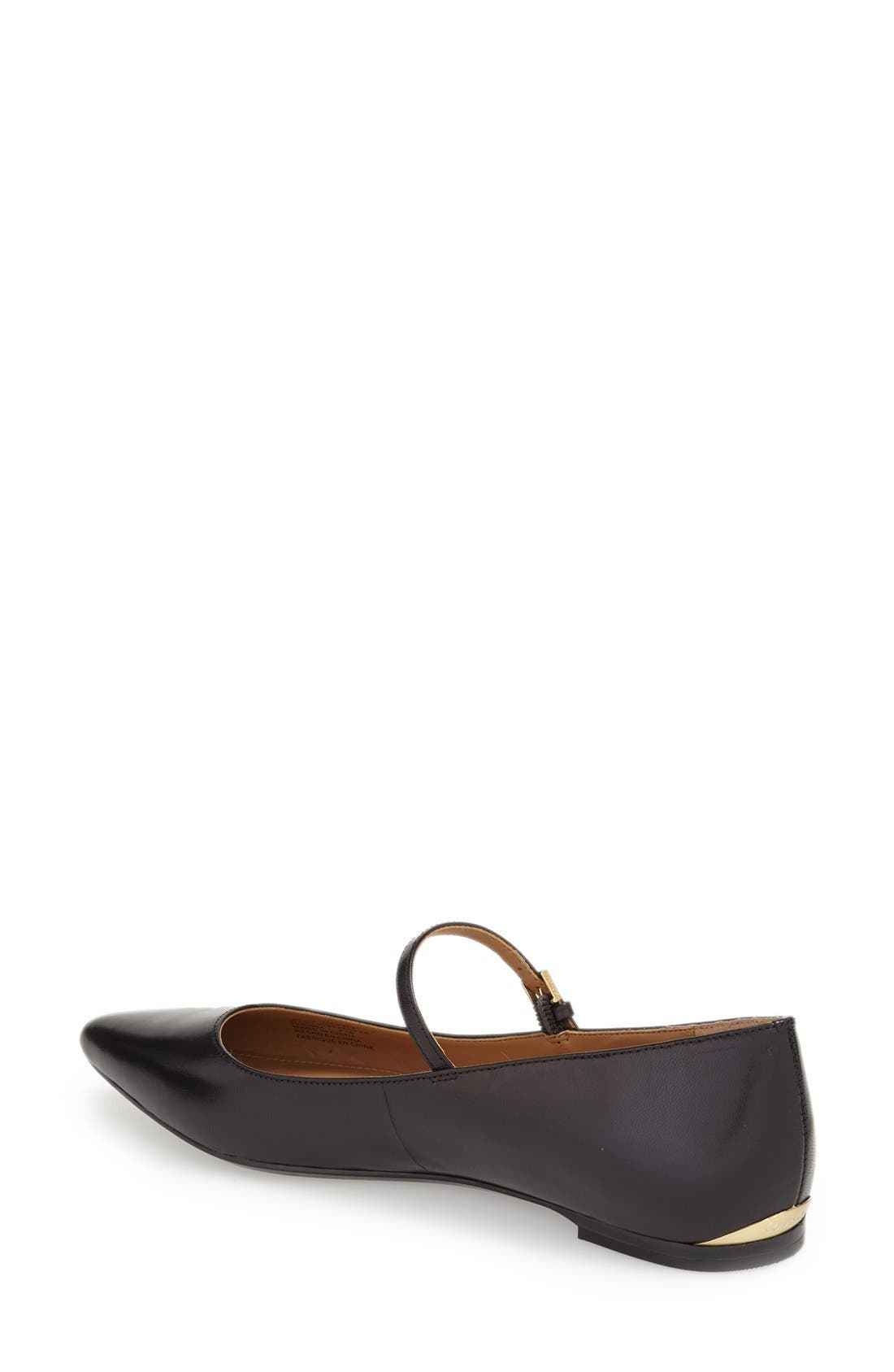 Alternate Image 2  - Calvin Klein 'Gracy' Mary Jane Flat (Women)