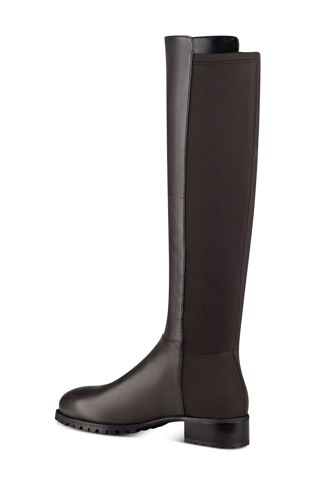 Alternate Image 2  - Nine West 'Legretto' Riding Boot (Women)