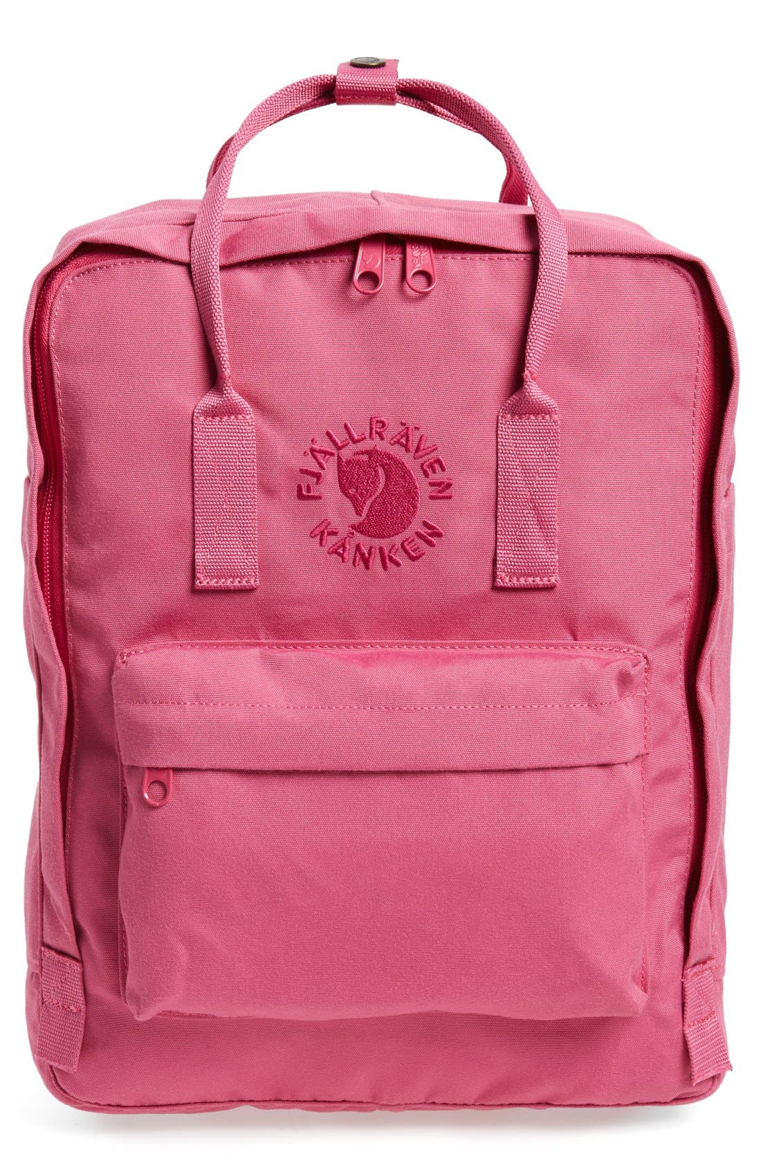 Fjällräven Re-Kånken Water Resistant Backpack