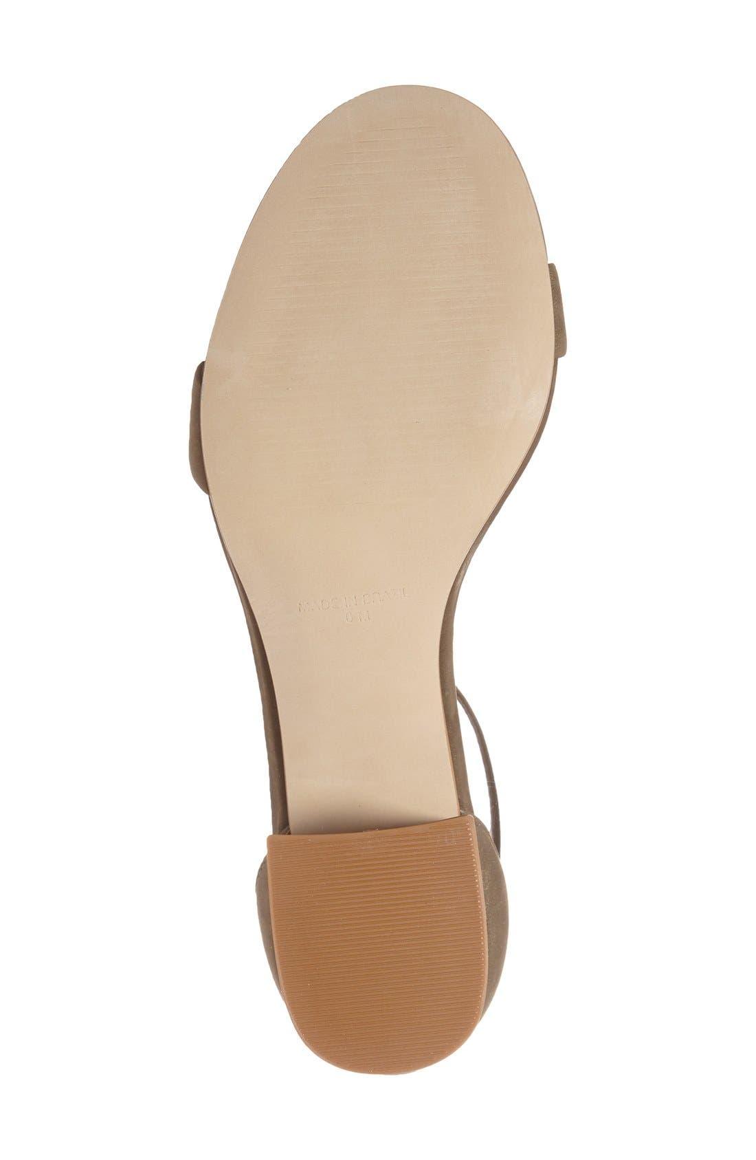 Alternate Image 4  - Steve Madden Irenee Ankle Strap Sandal (Women)