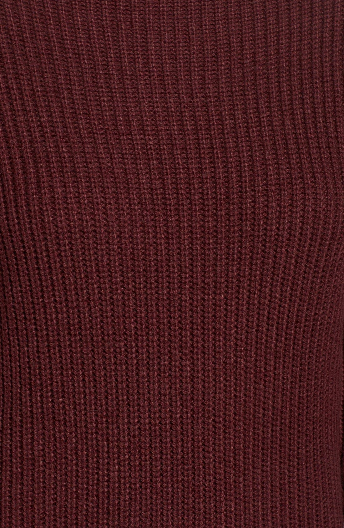 Alternate Image 5  - BP. Mock Neck Knit Sweater Dress
