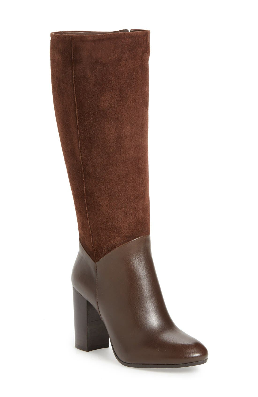 JOHNSTON & MURPHY 'Yvonne' Tall Water Resistant Boot