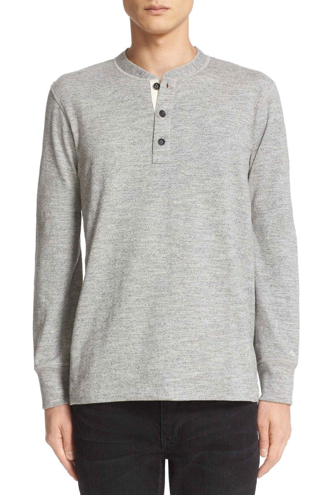 Alternate Image 1 Selected - rag & bone Standard Issue Henley