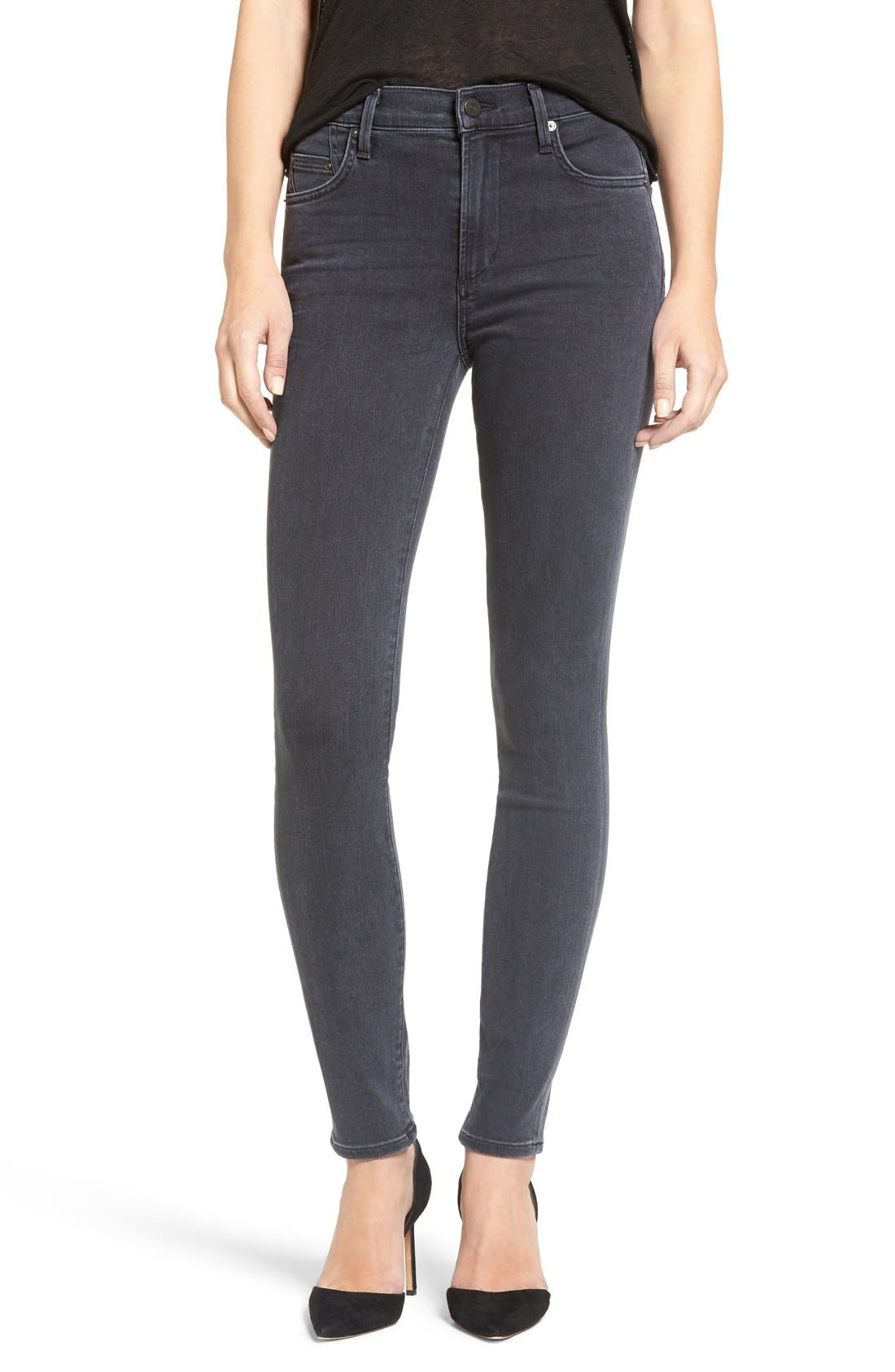 Citizens of Humanity Rocket High Waist Skinny Jeans (Sojourn)