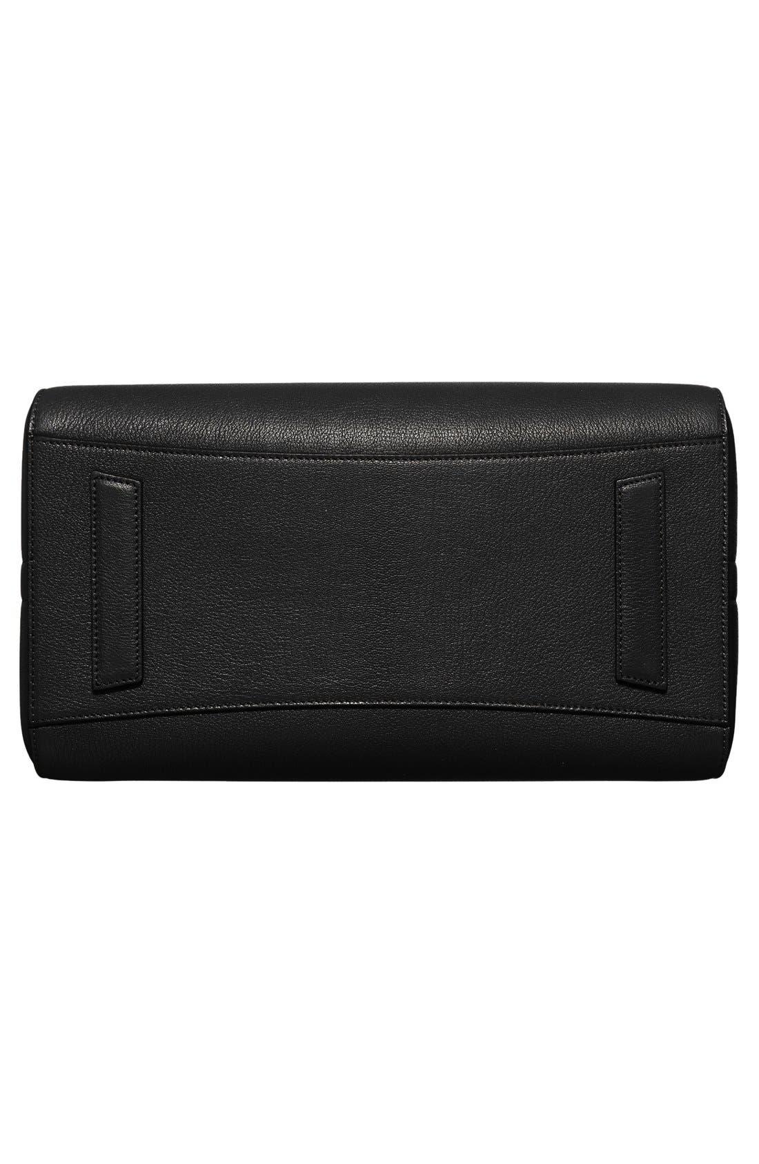 Alternate Image 6  - Givenchy 'Medium Antigona' Sugar Leather Satchel